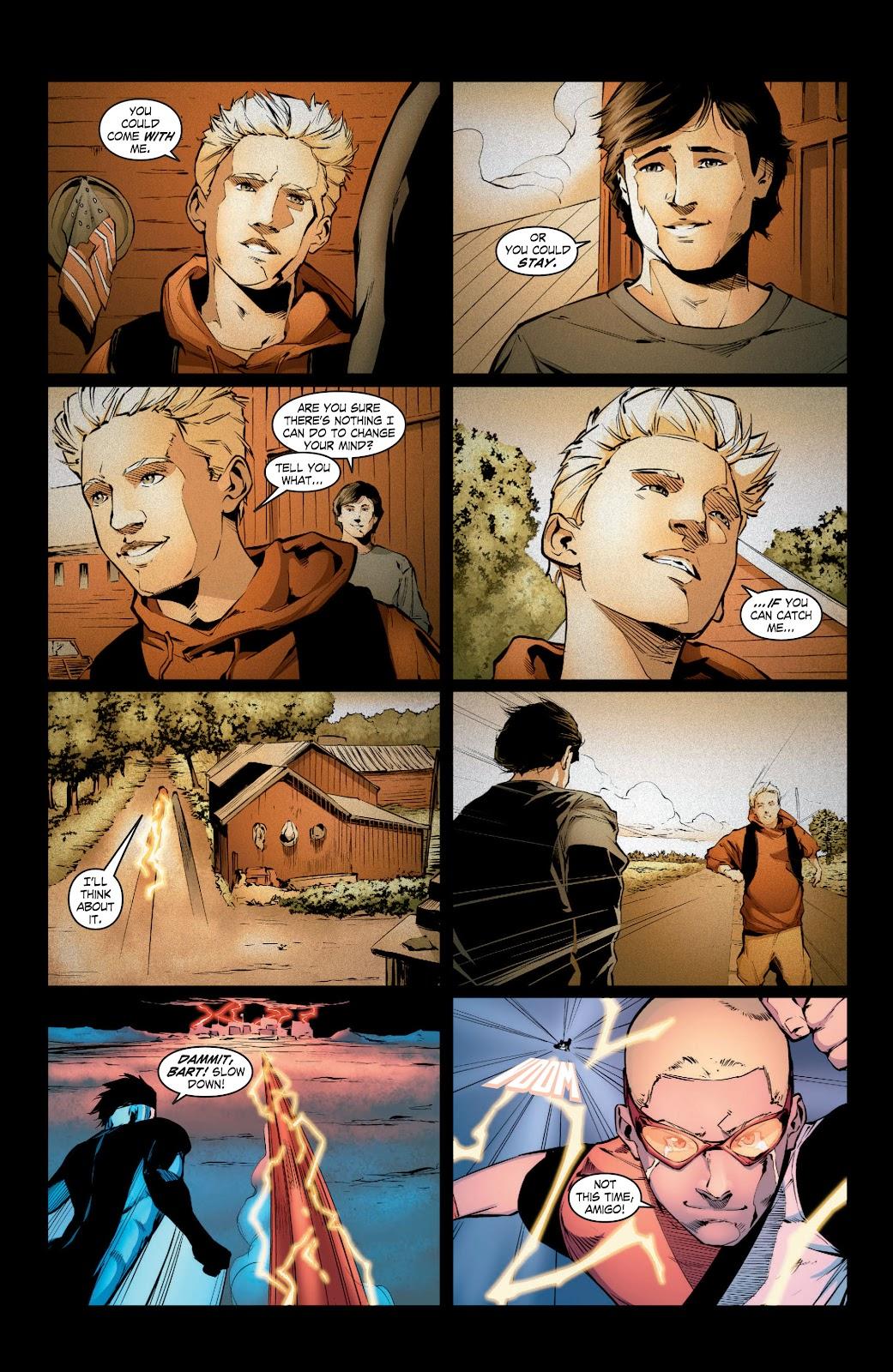Read online Smallville Season 11 [II] comic -  Issue # TPB 3 - 115