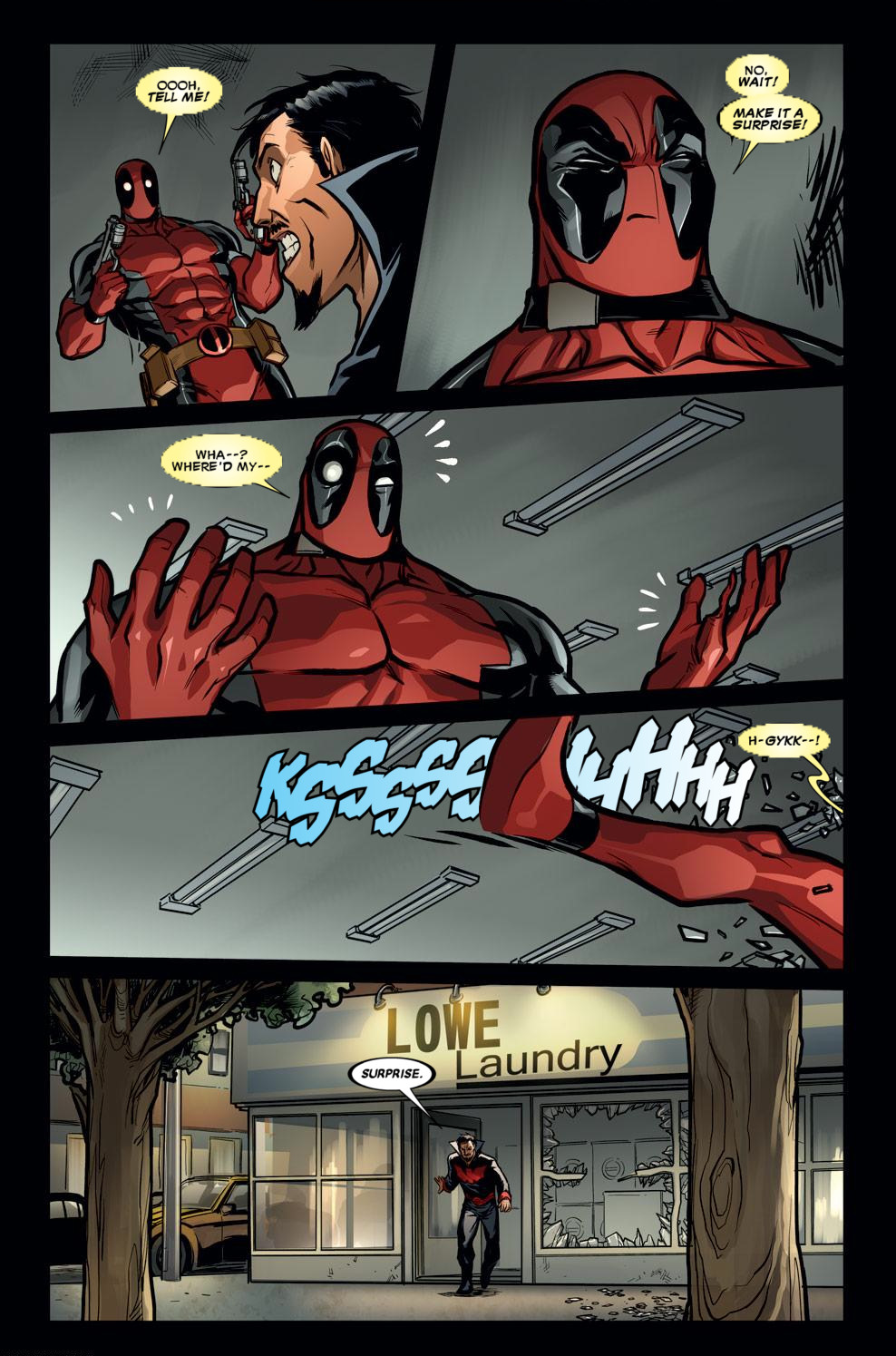 Read online Deadpool (2008) comic -  Issue #59 - 8