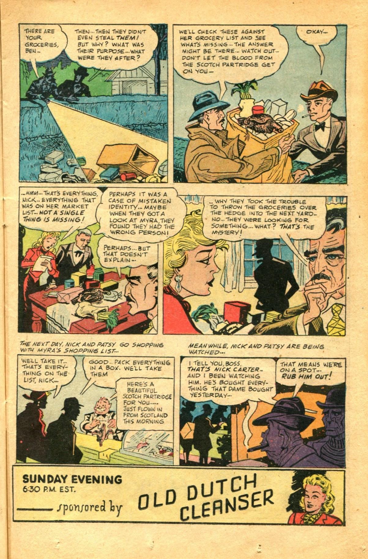 Read online Shadow Comics comic -  Issue #91 - 19
