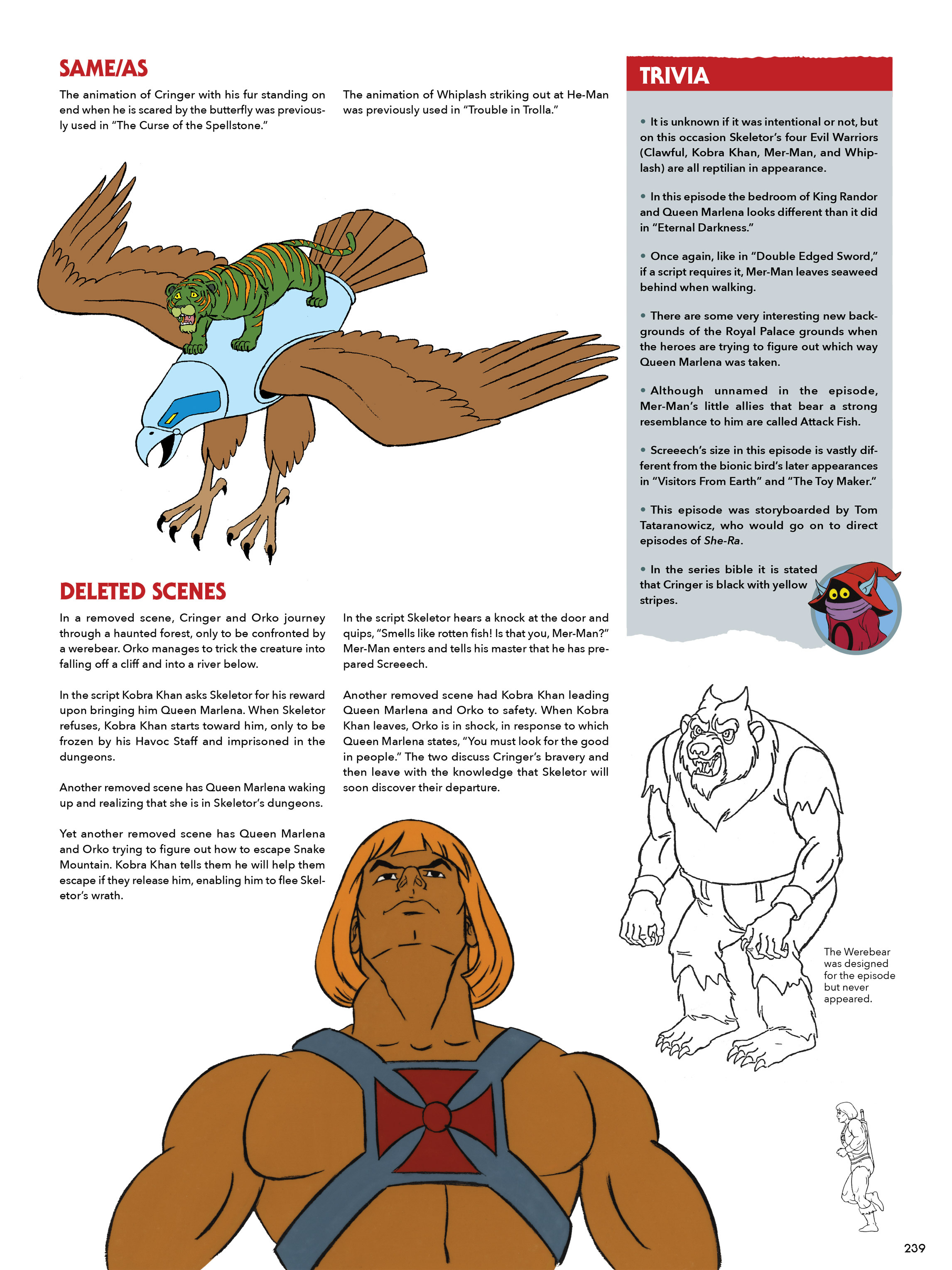 Read online He-Man and She-Ra: A Complete Guide to the Classic Animated Adventures comic -  Issue # TPB (Part 2) - 40