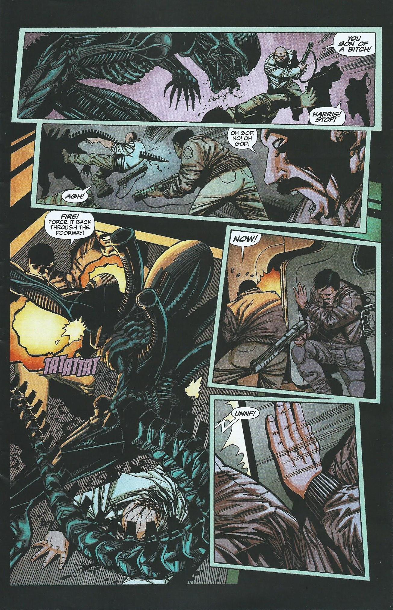 Read online Alien: Isolation comic -  Issue # Full - 6