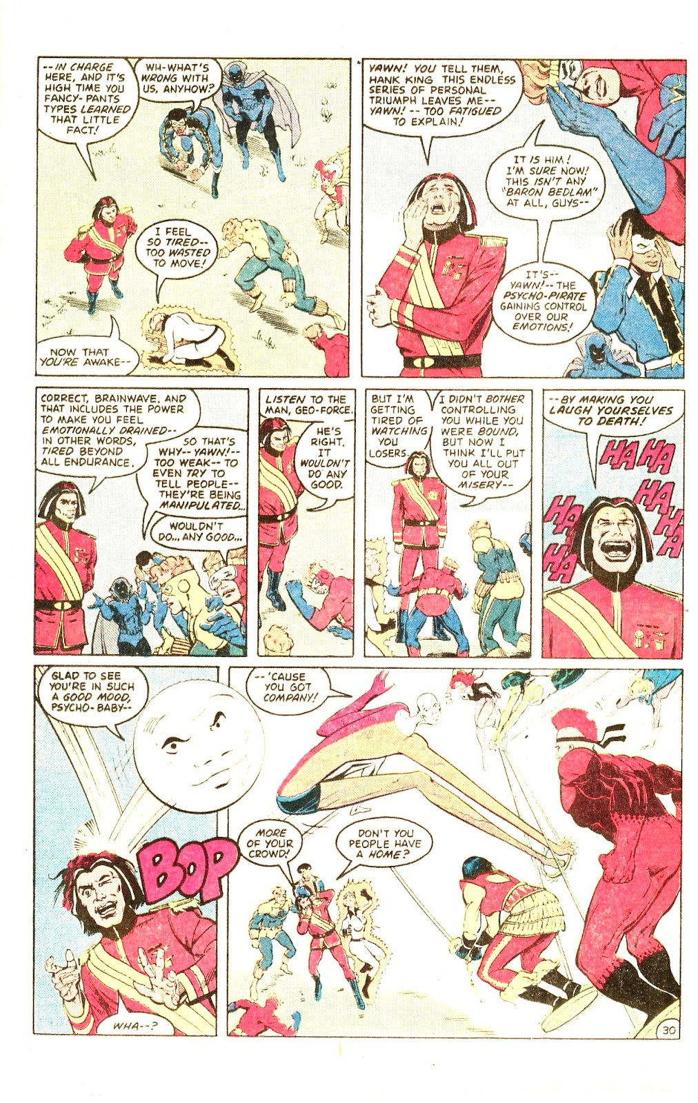 Infinity Inc. (1984) issue Special - Page 36