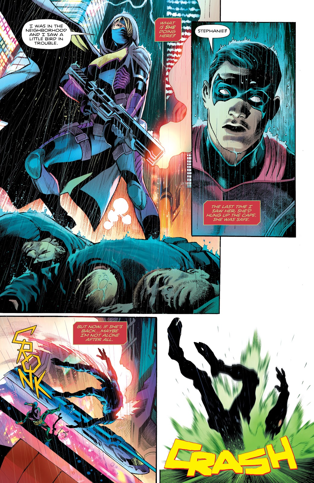 Future State: Robin Eternal issue 1 - Page 7