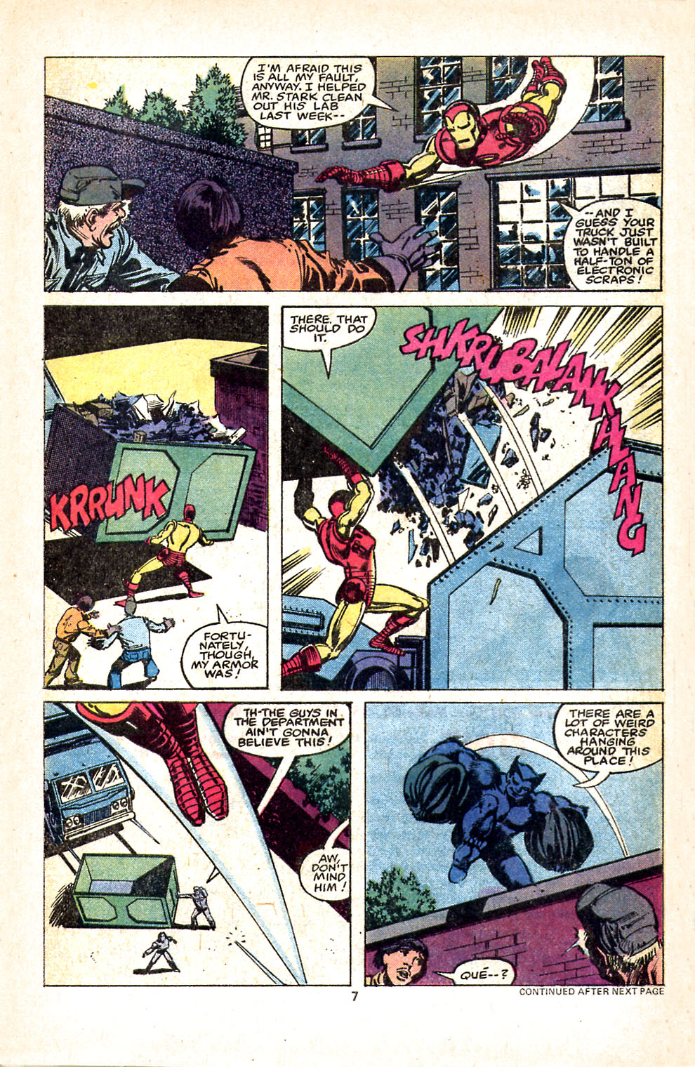 The Avengers (1963) 183 Page 5