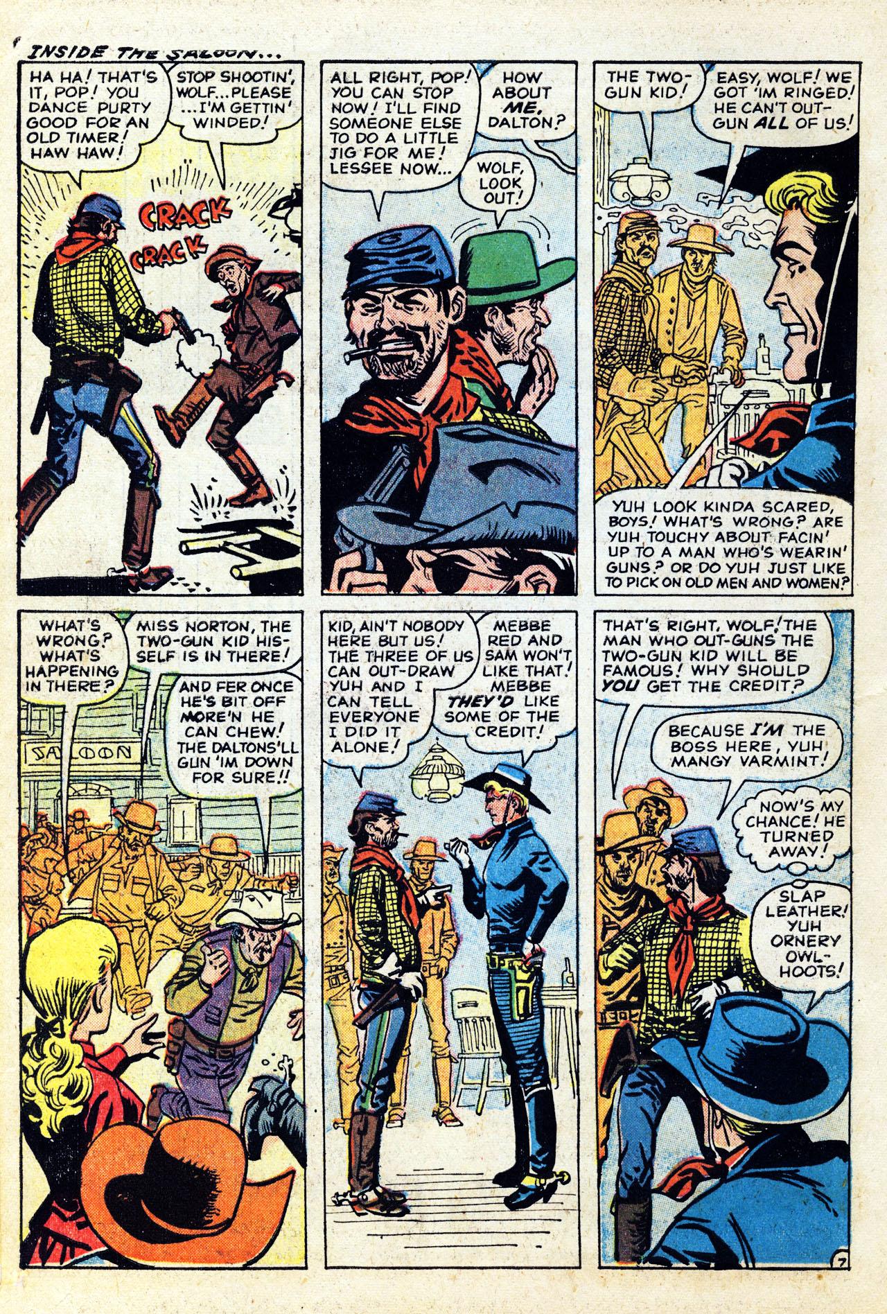 Read online Two-Gun Kid comic -  Issue #43 - 10