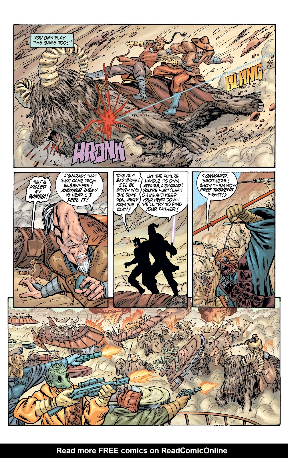 Read online Star Wars Legends Epic Collection: The Menace Revealed comic -  Issue # TPB (Part 3) - 20