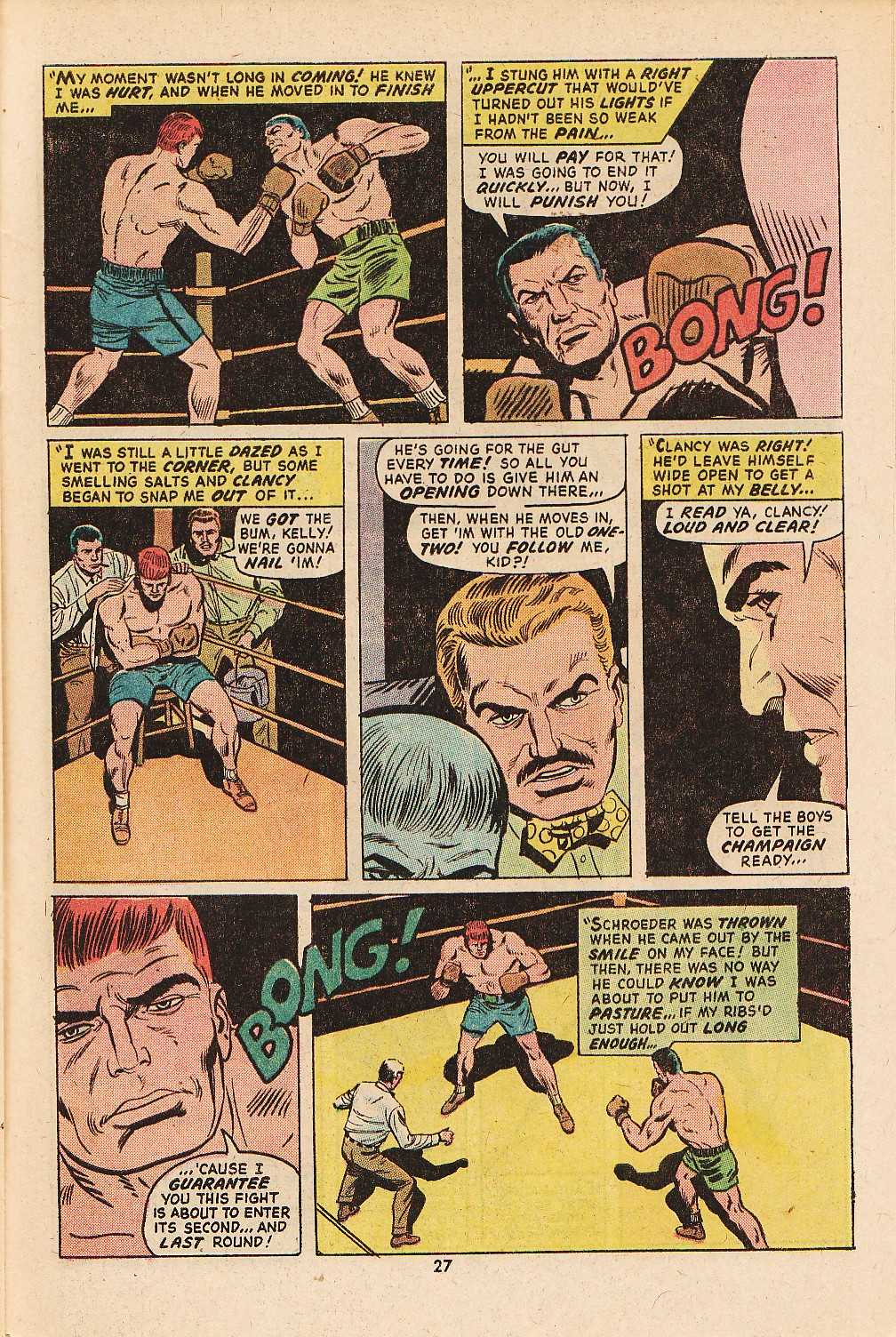 Combat Kelly (1972) issue 3 - Page 29
