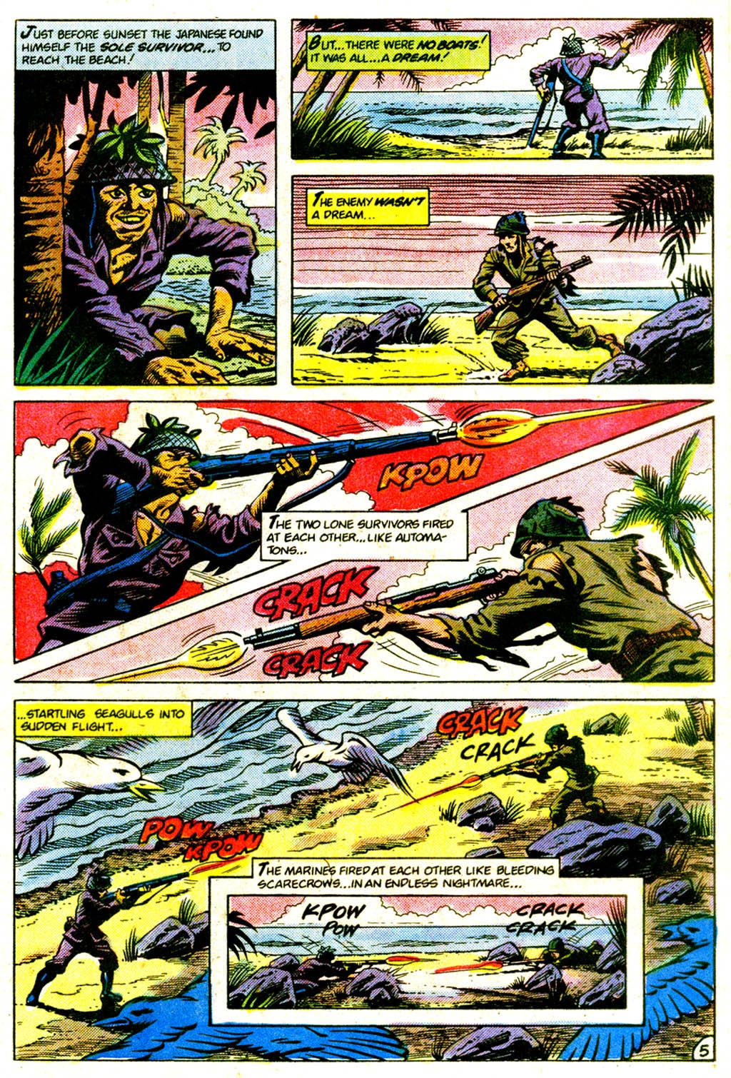 Read online Sgt. Rock comic -  Issue #375 - 30