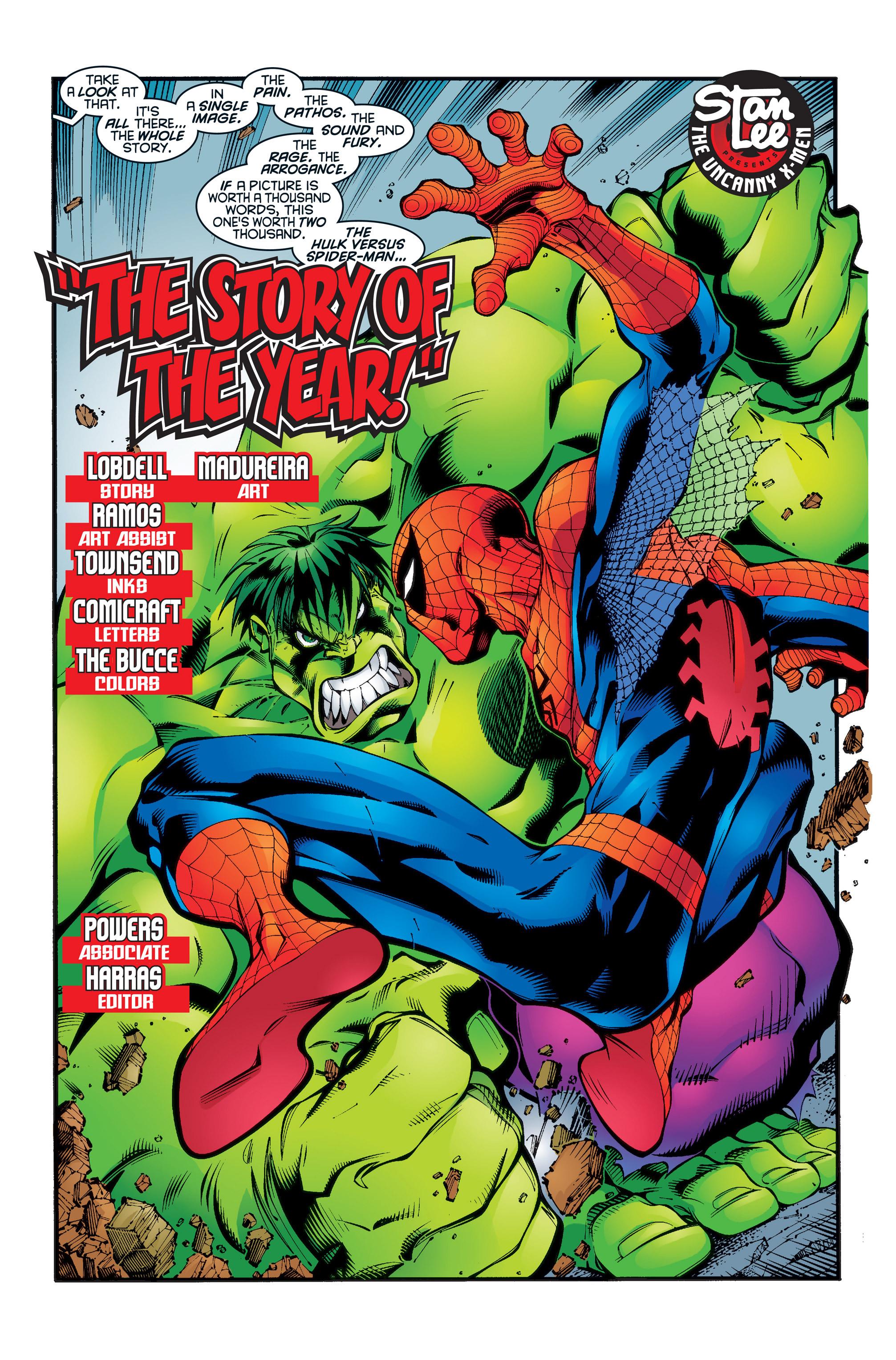 Read online Uncanny X-Men (1963) comic -  Issue #346 - 2