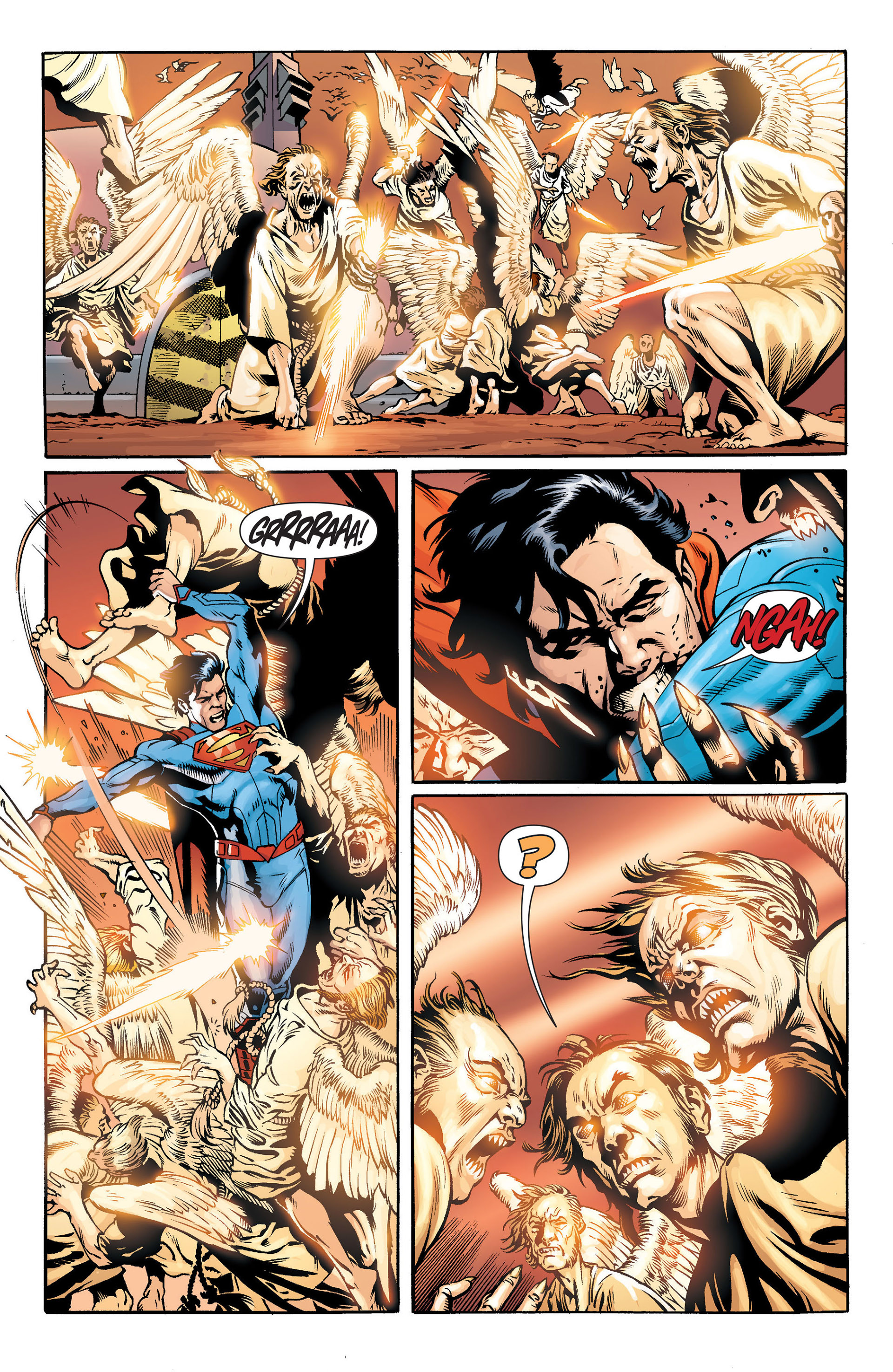 Read online Action Comics (2011) comic -  Issue #14 - 16