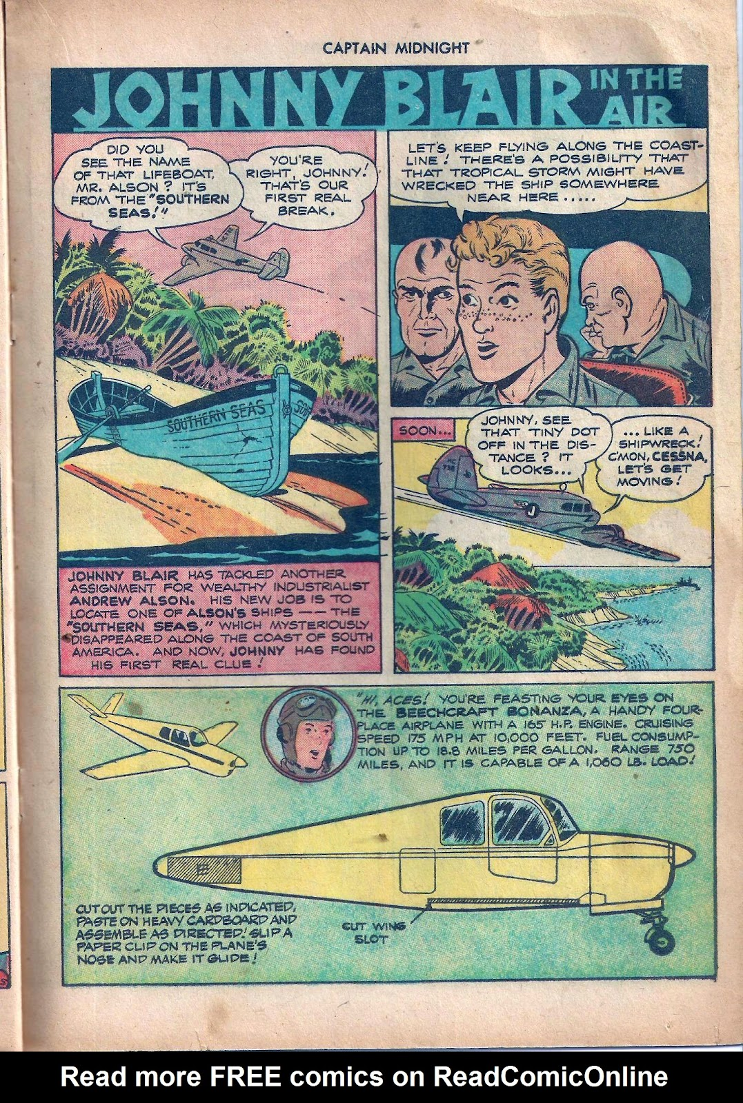 Captain Midnight (1942) issue 59 - Page 16