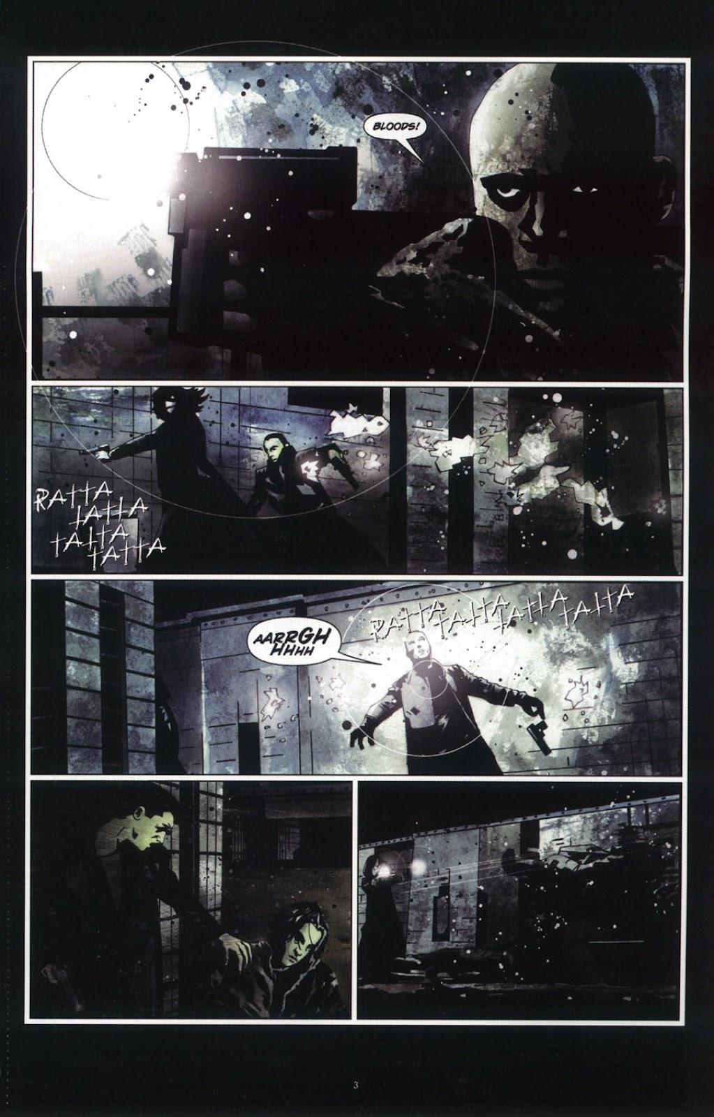 Read online Underworld (2003) comic -  Issue # Full - 5
