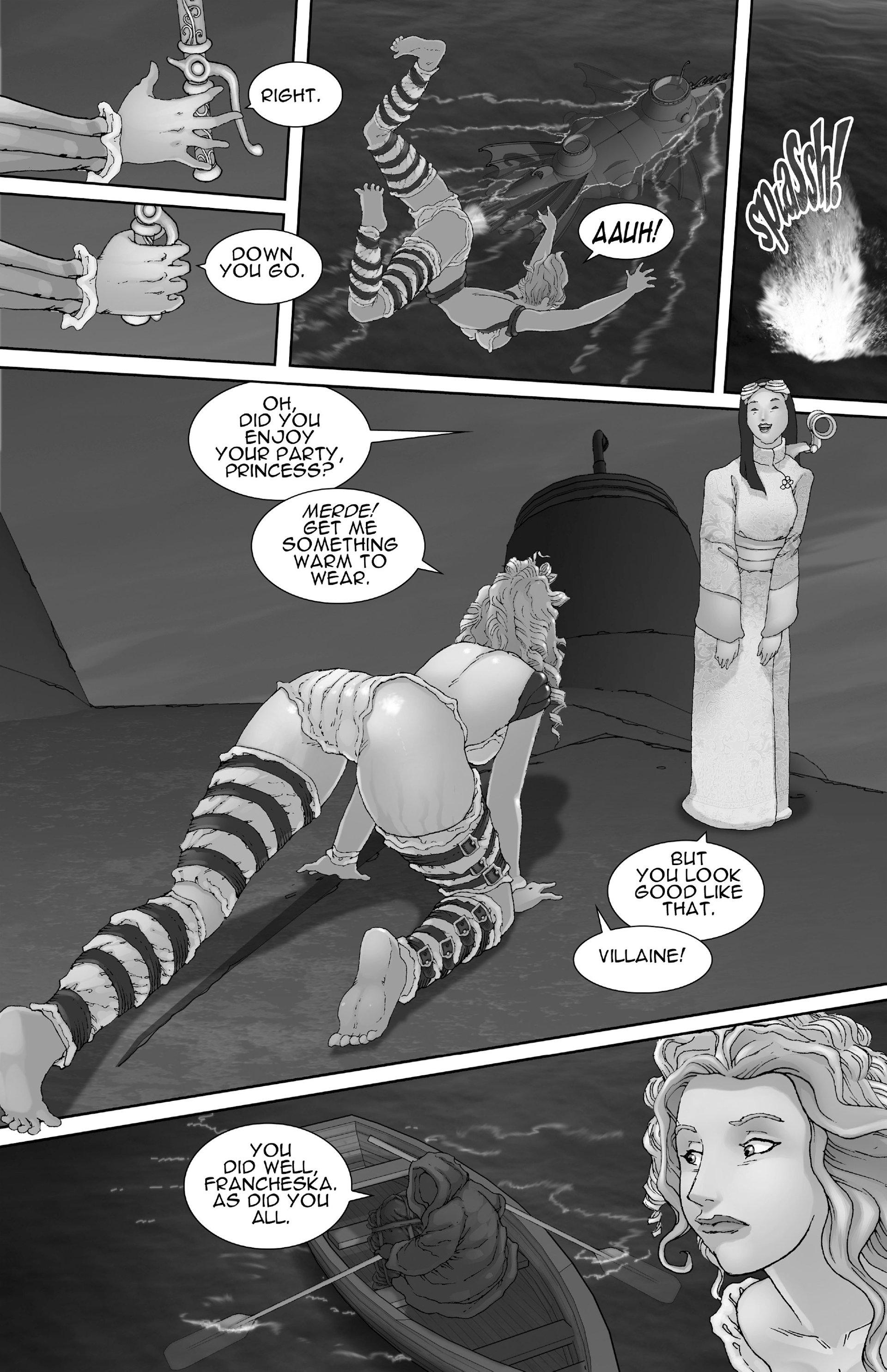Read online Steampunk Halloween 2012 comic -  Issue # Full - 15