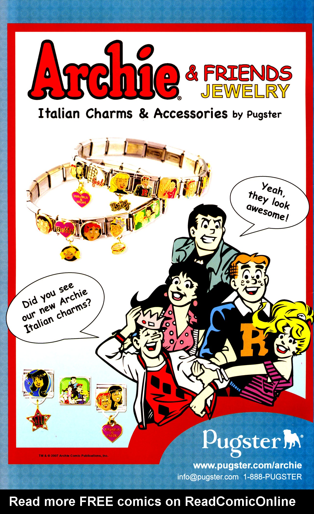 Read online Archie (1960) comic -  Issue #574 - 2