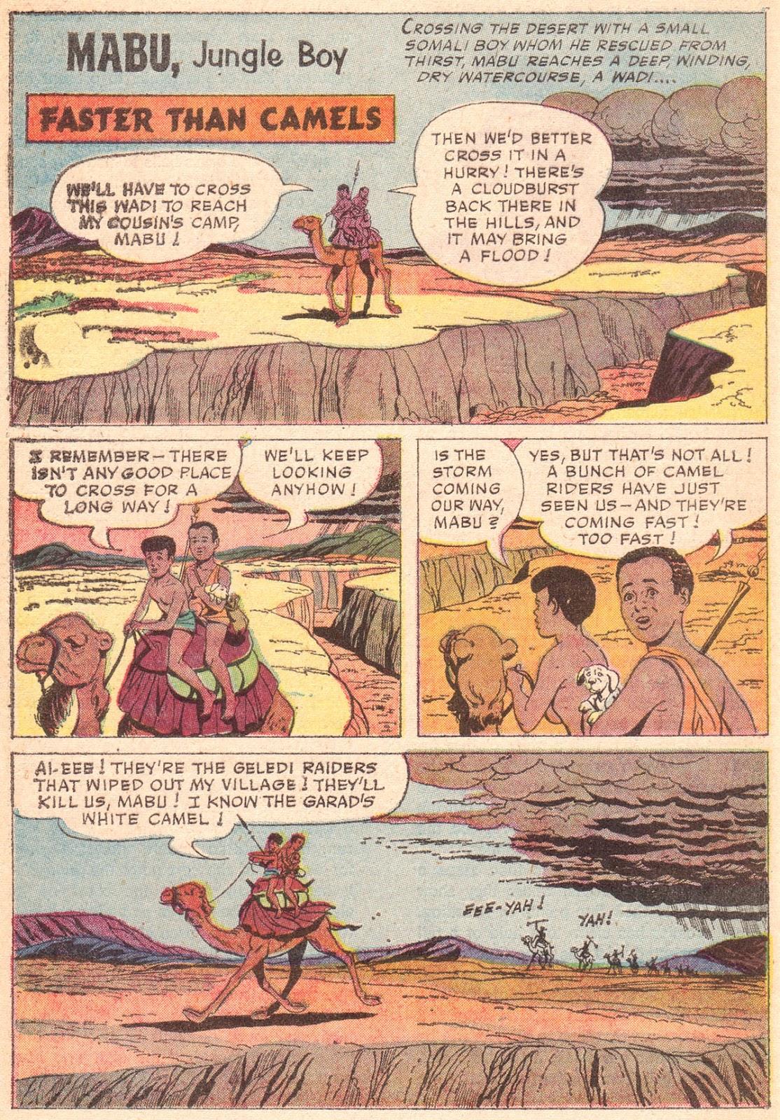 Korak, Son of Tarzan (1964) issue 39 - Page 28