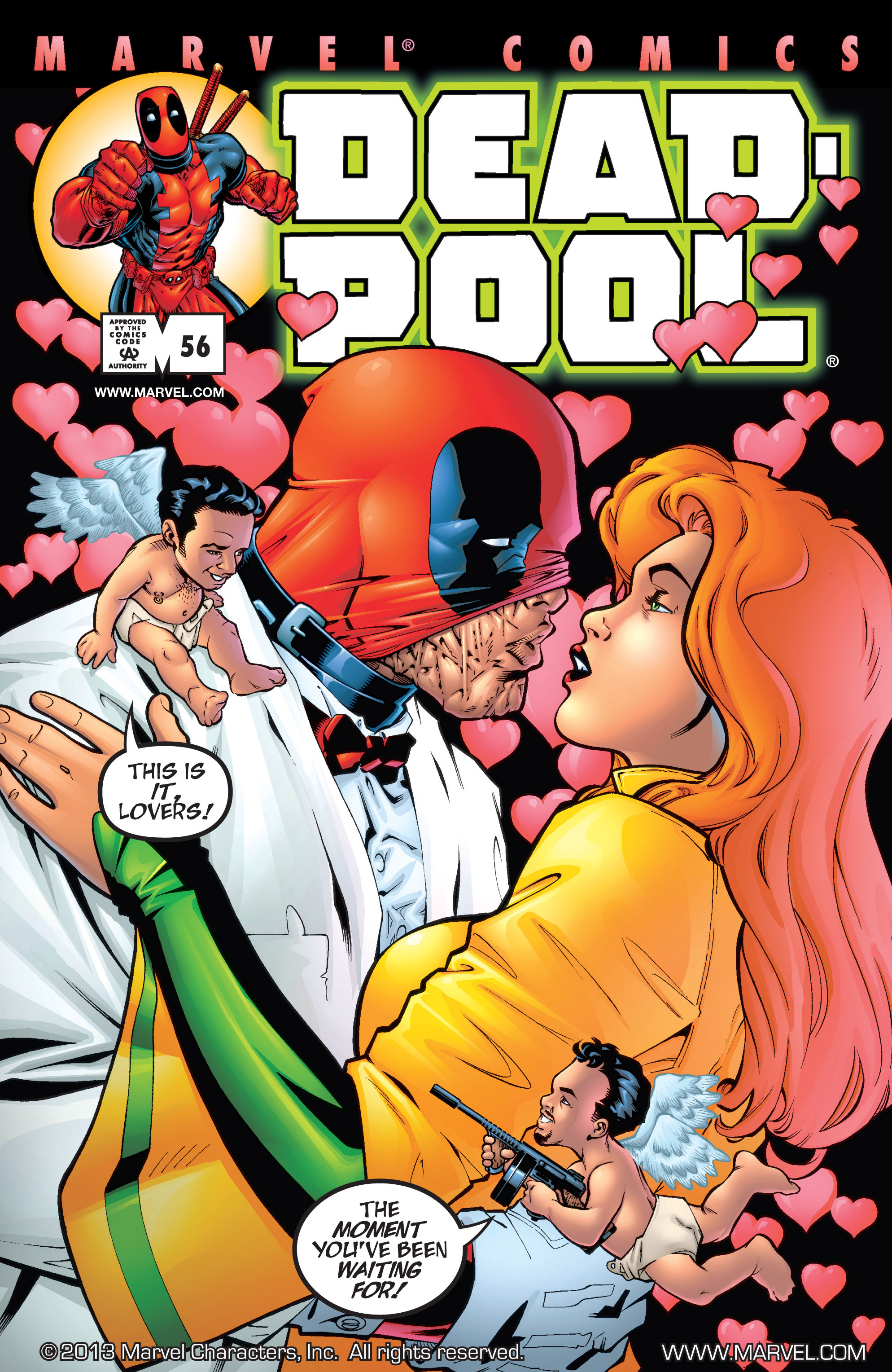 Deadpool (1997) 56 Page 1