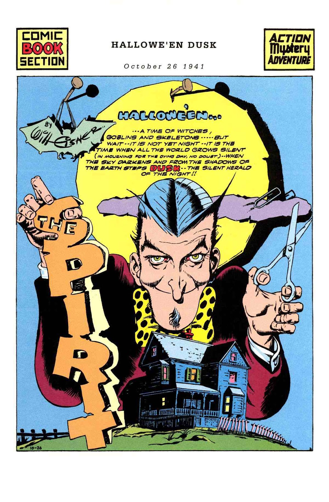 Read online Will Eisner's The Spirit Archives comic -  Issue # TPB 3 (Part 2) - 30