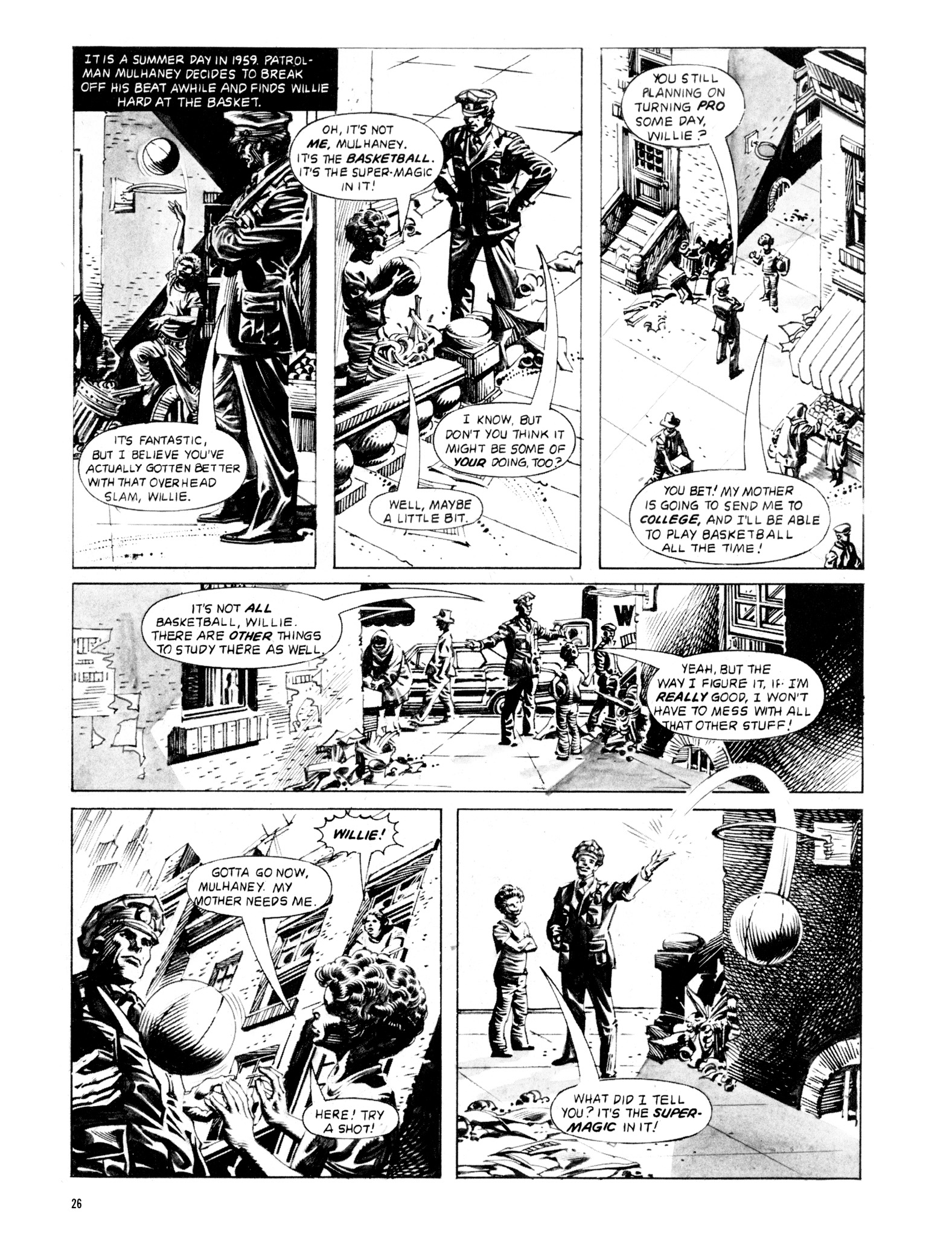 Read online Eerie Archives comic -  Issue # TPB 20 - 26