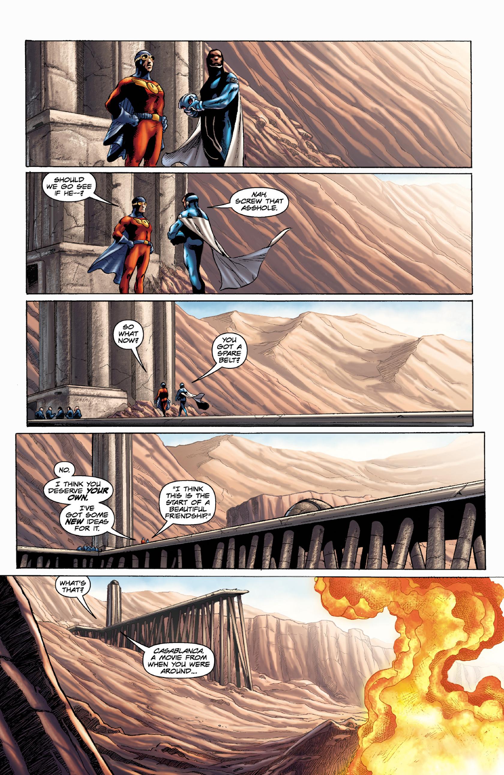 Read online Skyman comic -  Issue #4 - 16