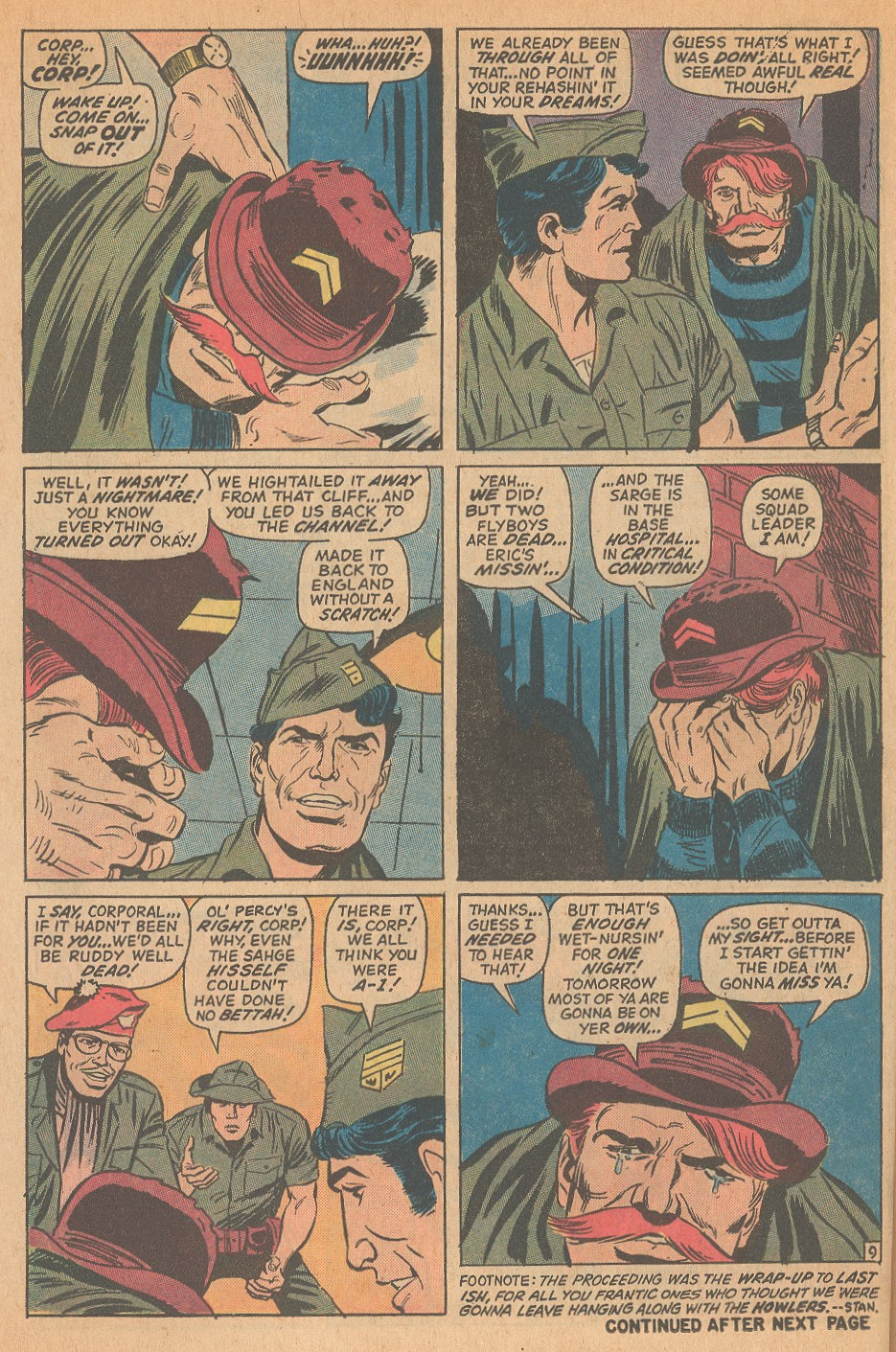 Read online Sgt. Fury comic -  Issue #98 - 14