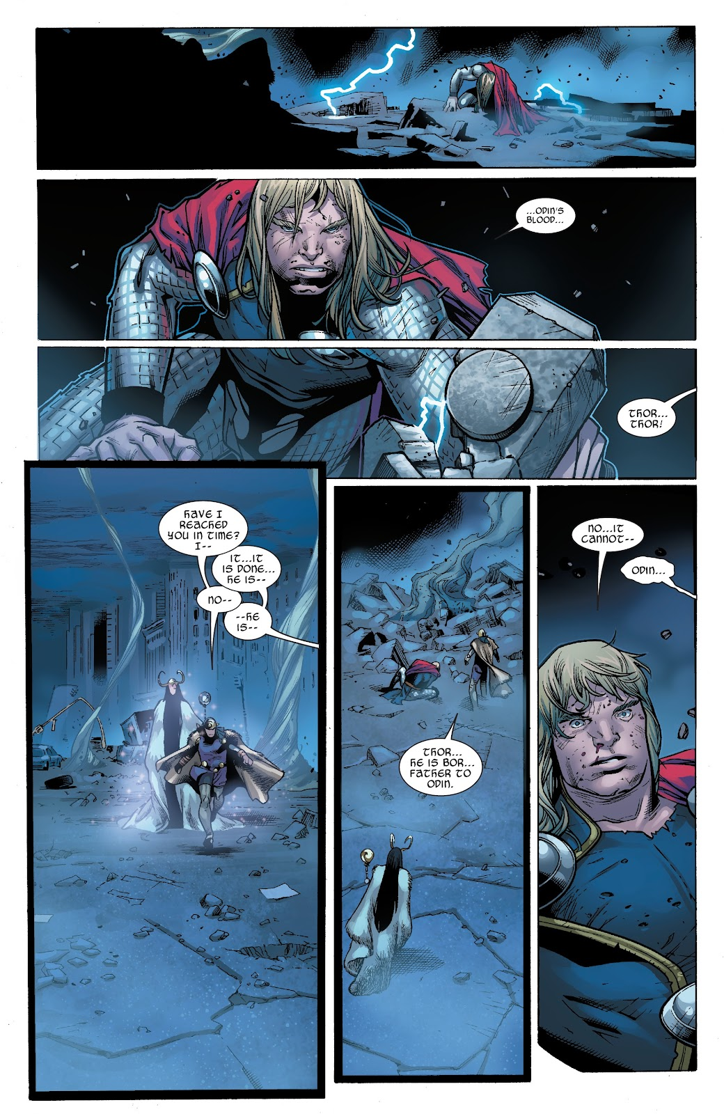 Read online Siege Prelude comic -  Issue # TPB (Part 1) - 66
