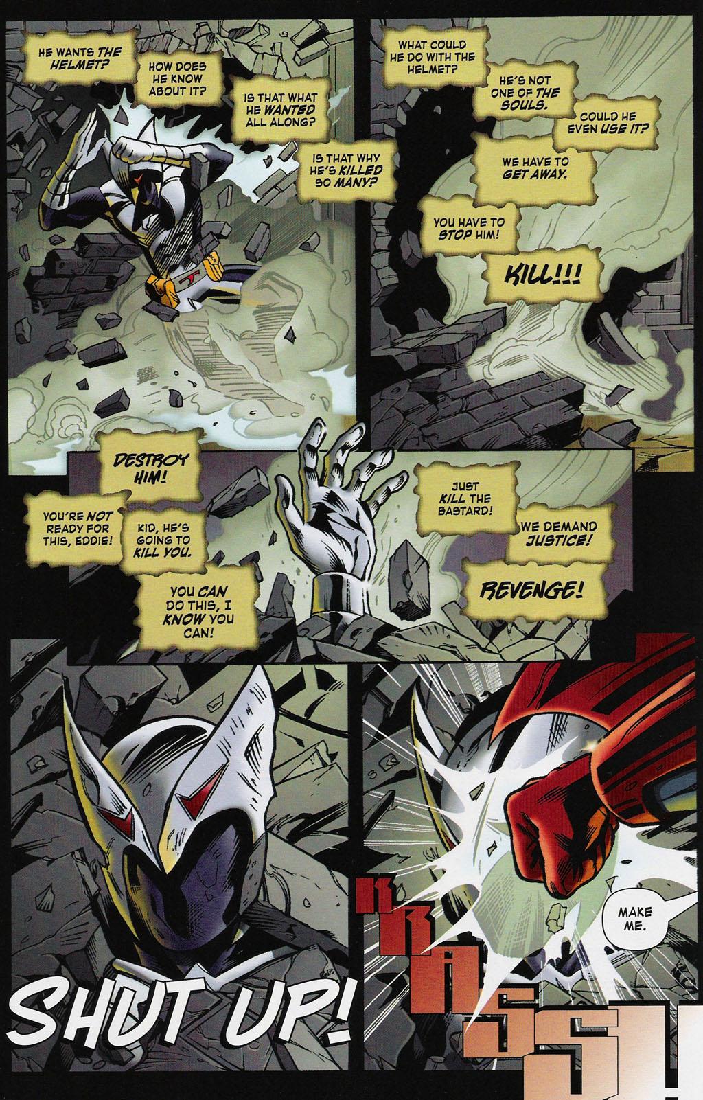 Read online ShadowHawk (2005) comic -  Issue #4 - 7