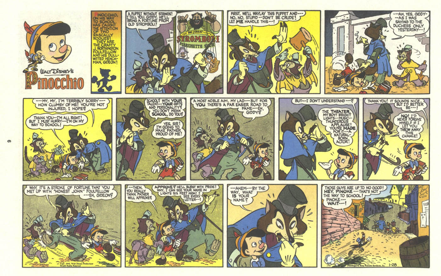 Walt Disney's Comics and Stories issue 574 - Page 29