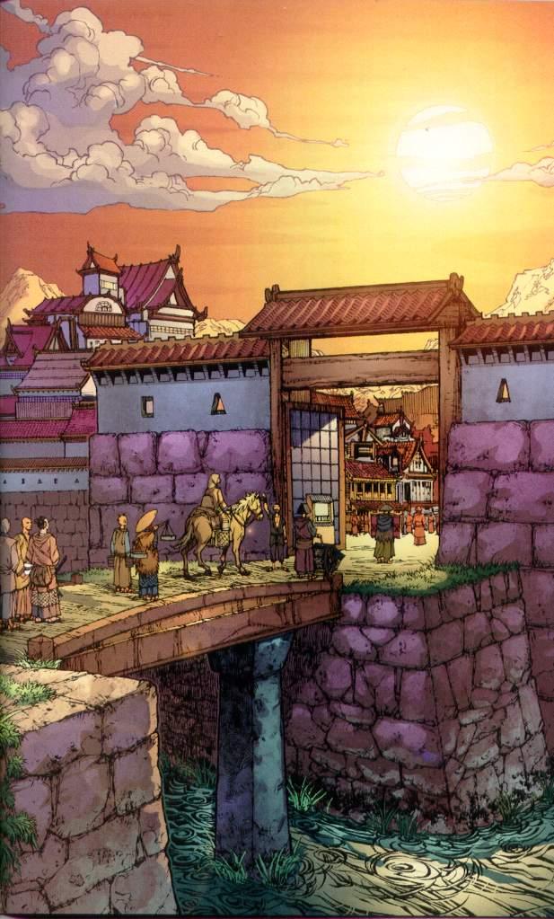 Read online Ninja Boy comic -  Issue #1 - 24