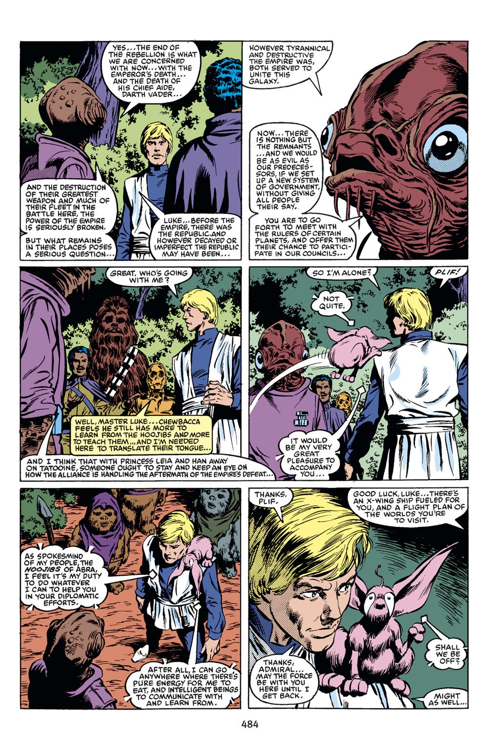 Read online Star Wars Omnibus comic -  Issue # Vol. 18.5 - 200