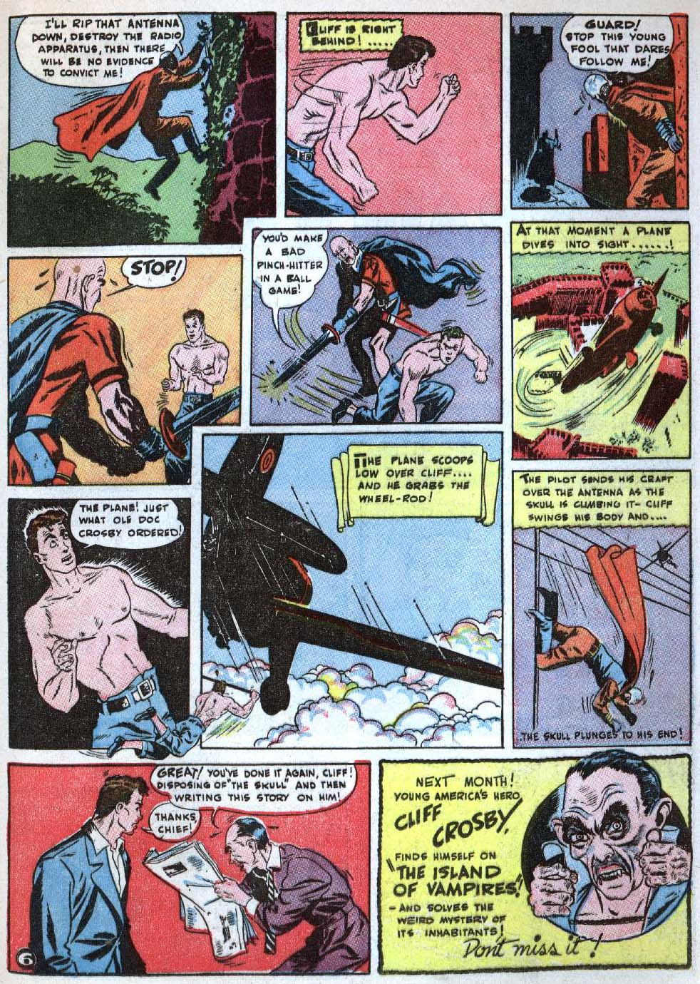 Read online Detective Comics (1937) comic -  Issue #43 - 57