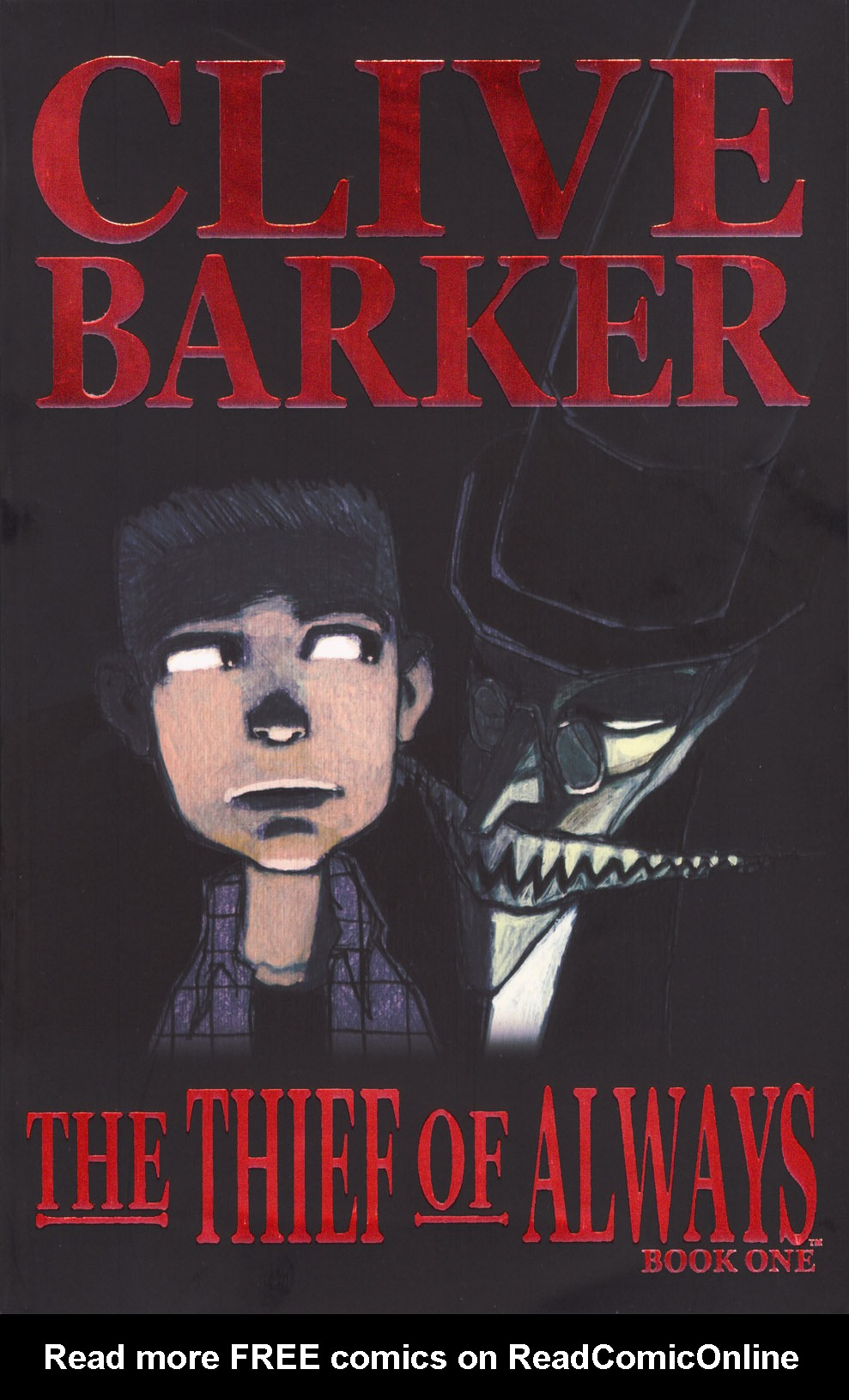 Read online Clive Barker's The Thief Of Always comic -  Issue #1 - 1