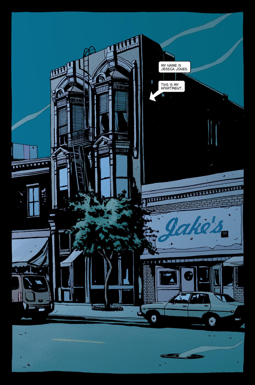 Read online Alias comic -  Issue #2 - 3