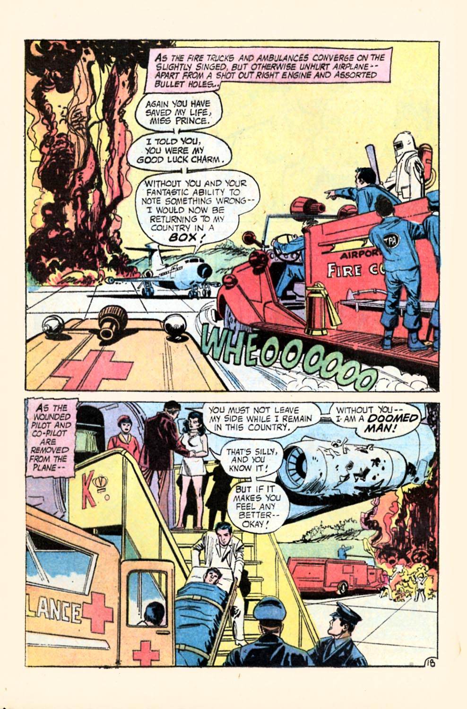 Read online Wonder Woman (1942) comic -  Issue #196 - 22
