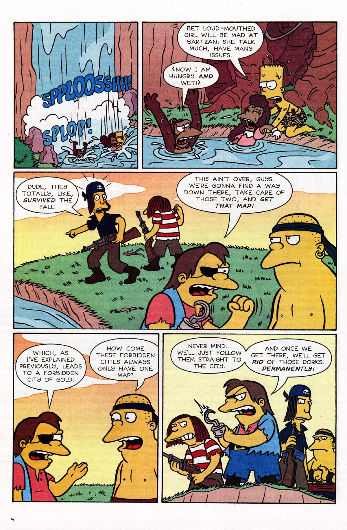 Read online Simpsons Comics Presents Bart Simpson comic -  Issue #13 - 6