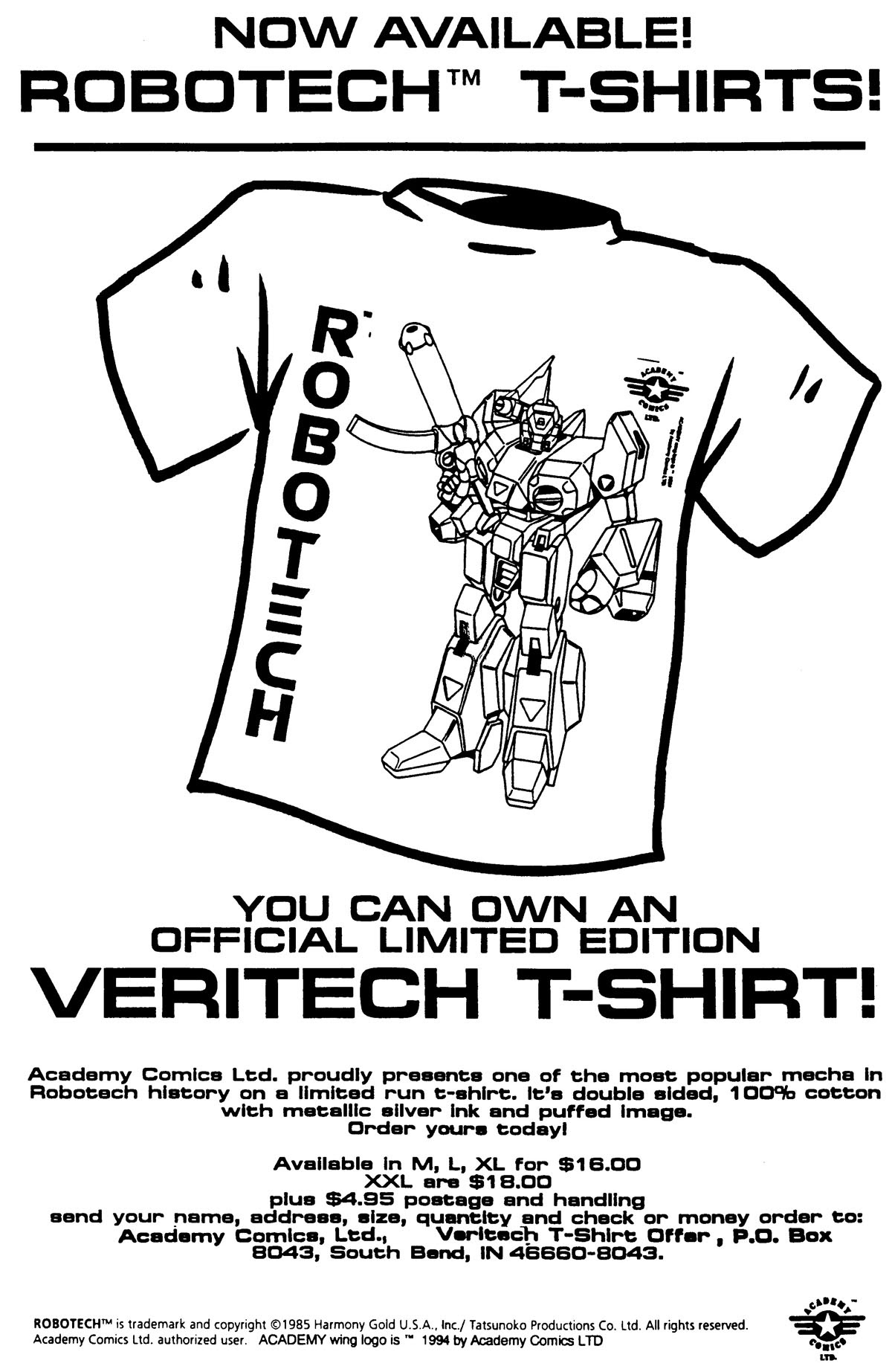 Robotech MechAngel issue 3 - Page 36