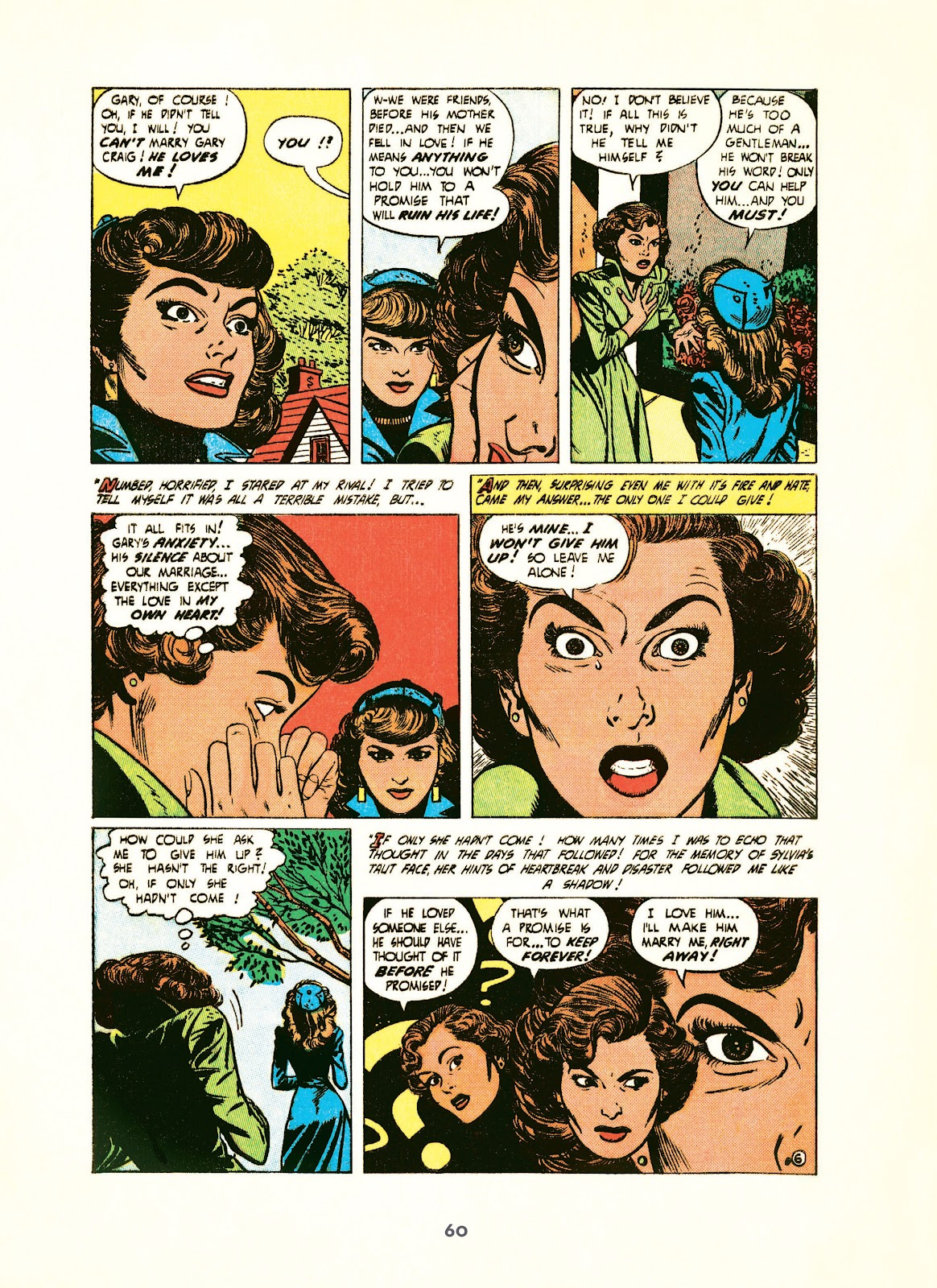 Read online Setting the Standard: Comics by Alex Toth 1952-1954 comic -  Issue # TPB (Part 1) - 59