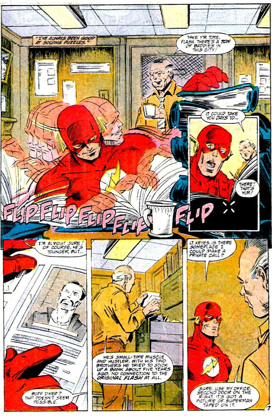 Read online The Flash (1987) comic -  Issue # _Annual 3 - 18