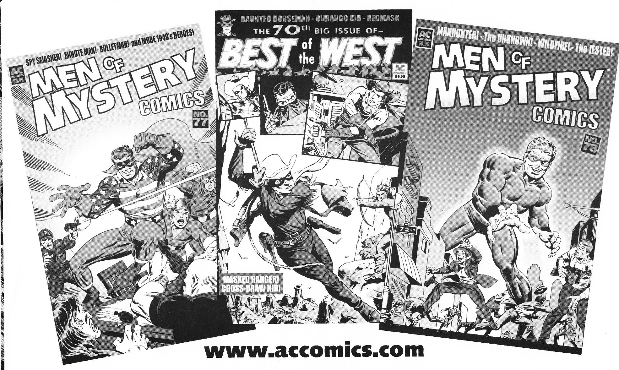 Read online Men of Mystery Comics comic -  Issue #74 - 67