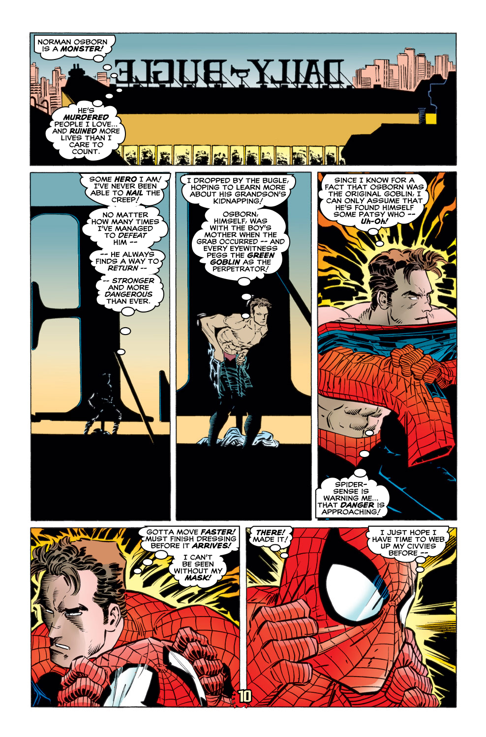 The Amazing Spider-Man (1963) 432 Page 10