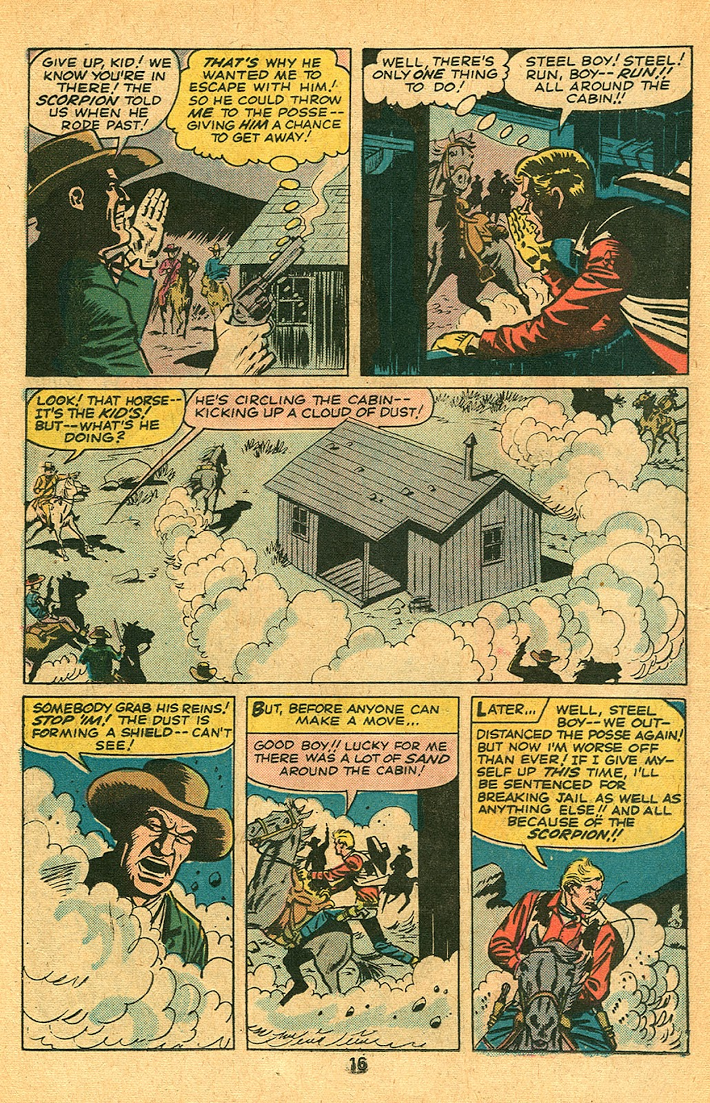 Kid Colt Outlaw issue 193 - Page 18