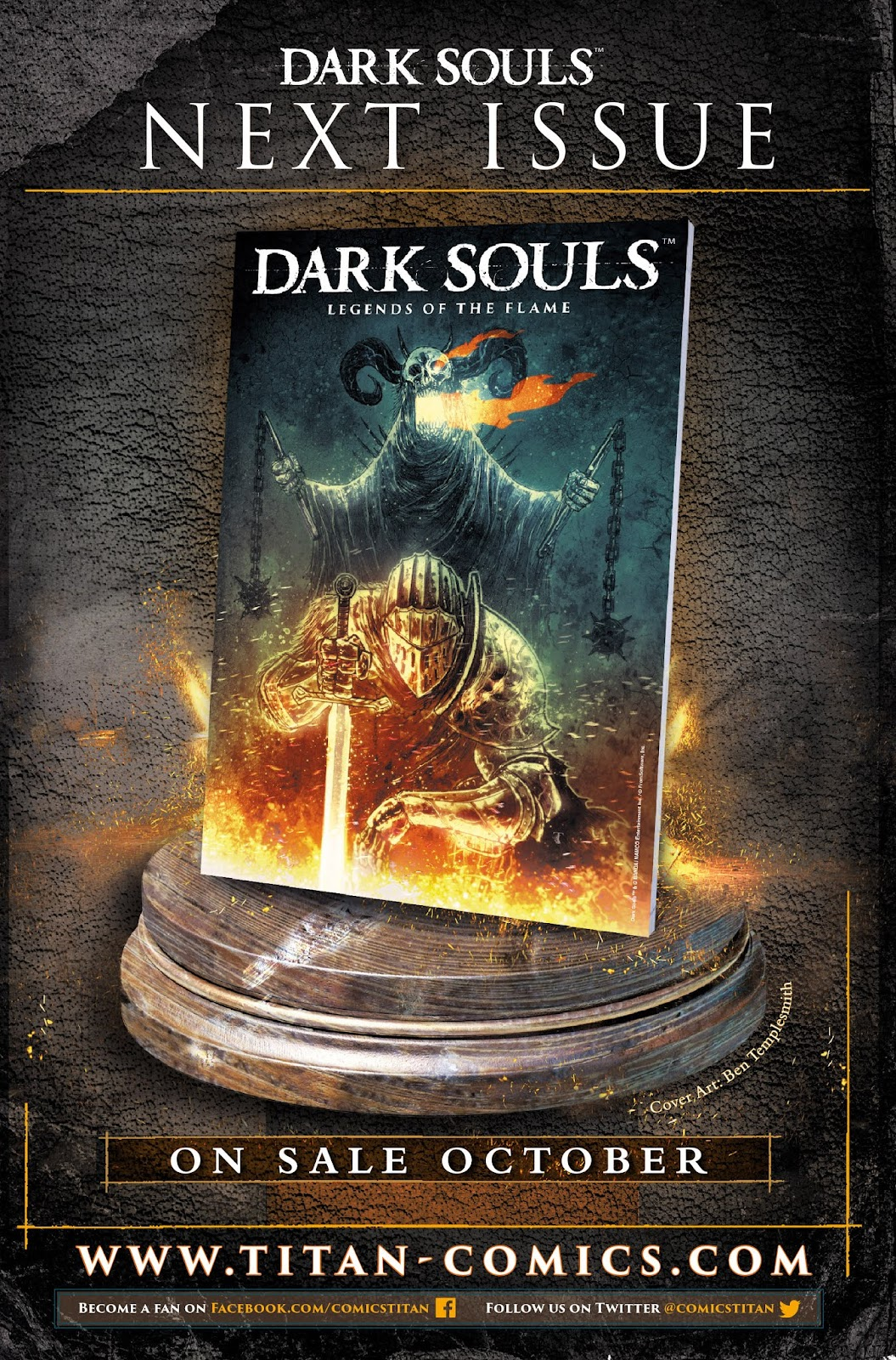 Dark Souls: Legends of the Flame 1 Page 33