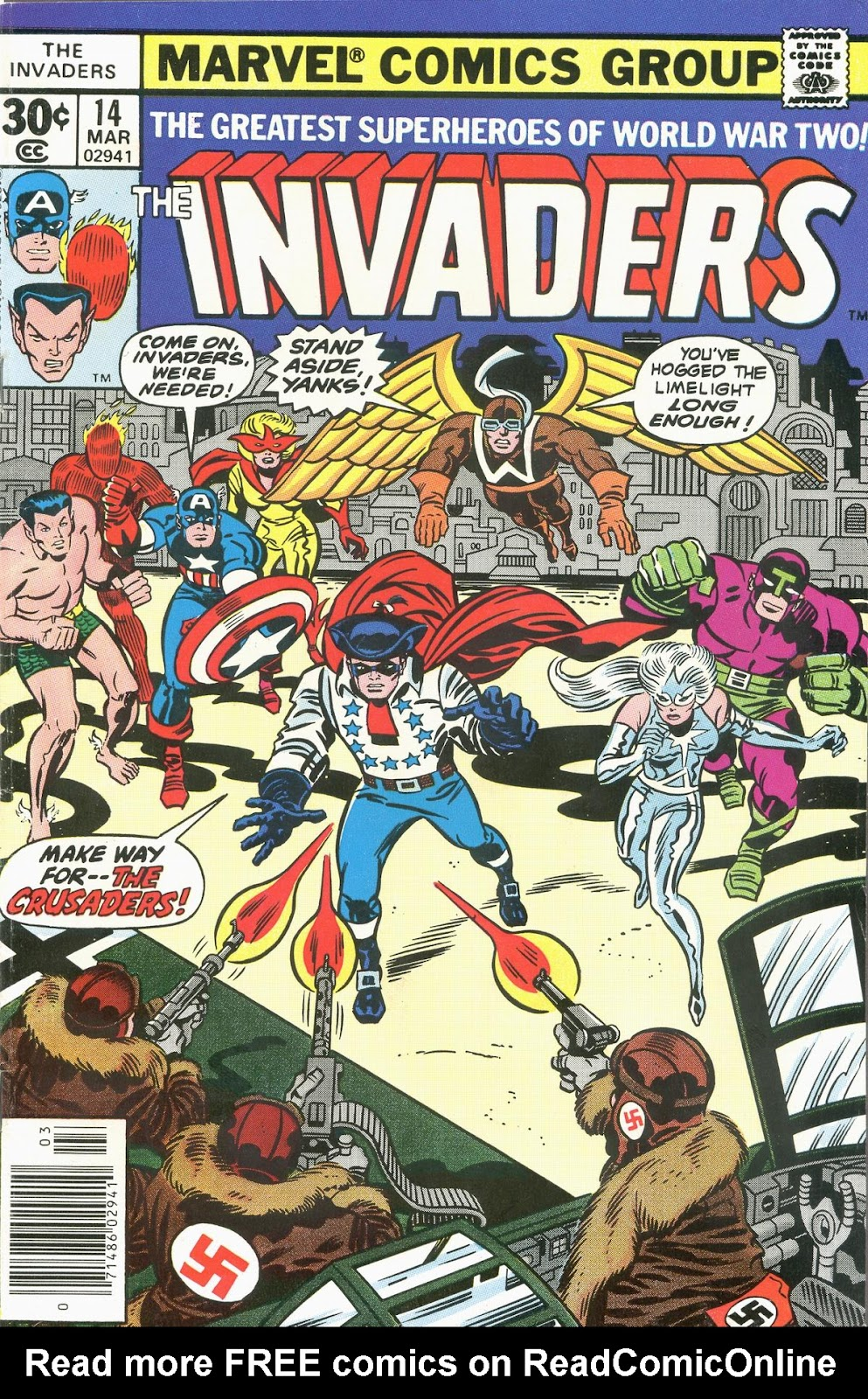The Invaders (1975) issue 14 - Page 1