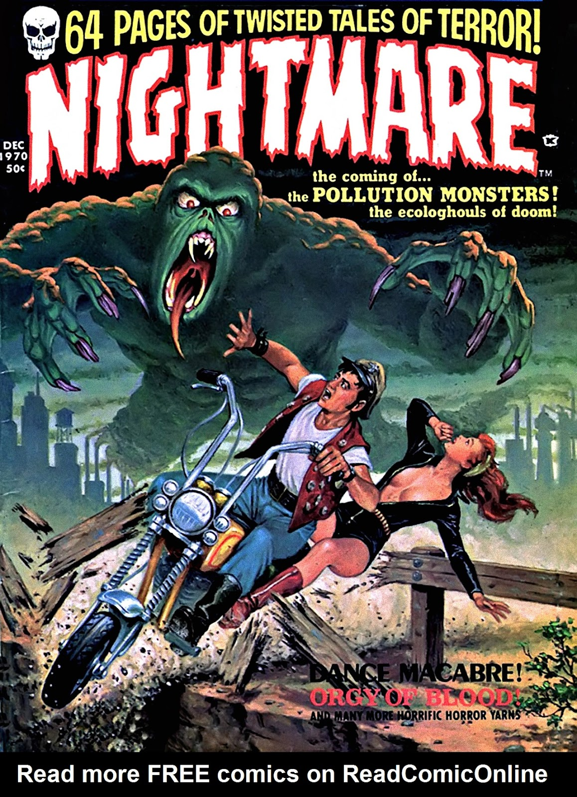Nightmare (1970) 1 Page 1
