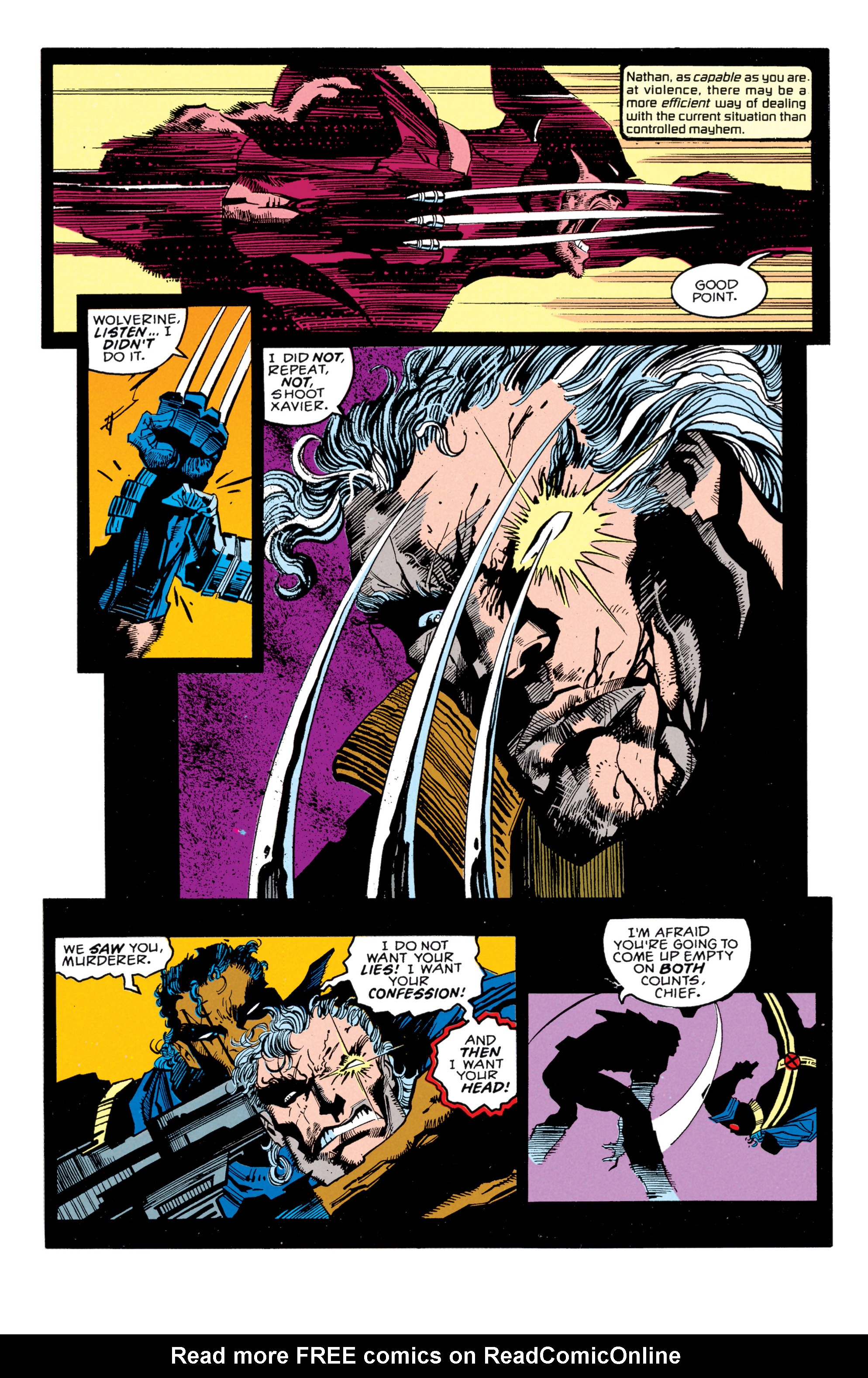 Read online X-Factor (1986) comic -  Issue #85 - 18