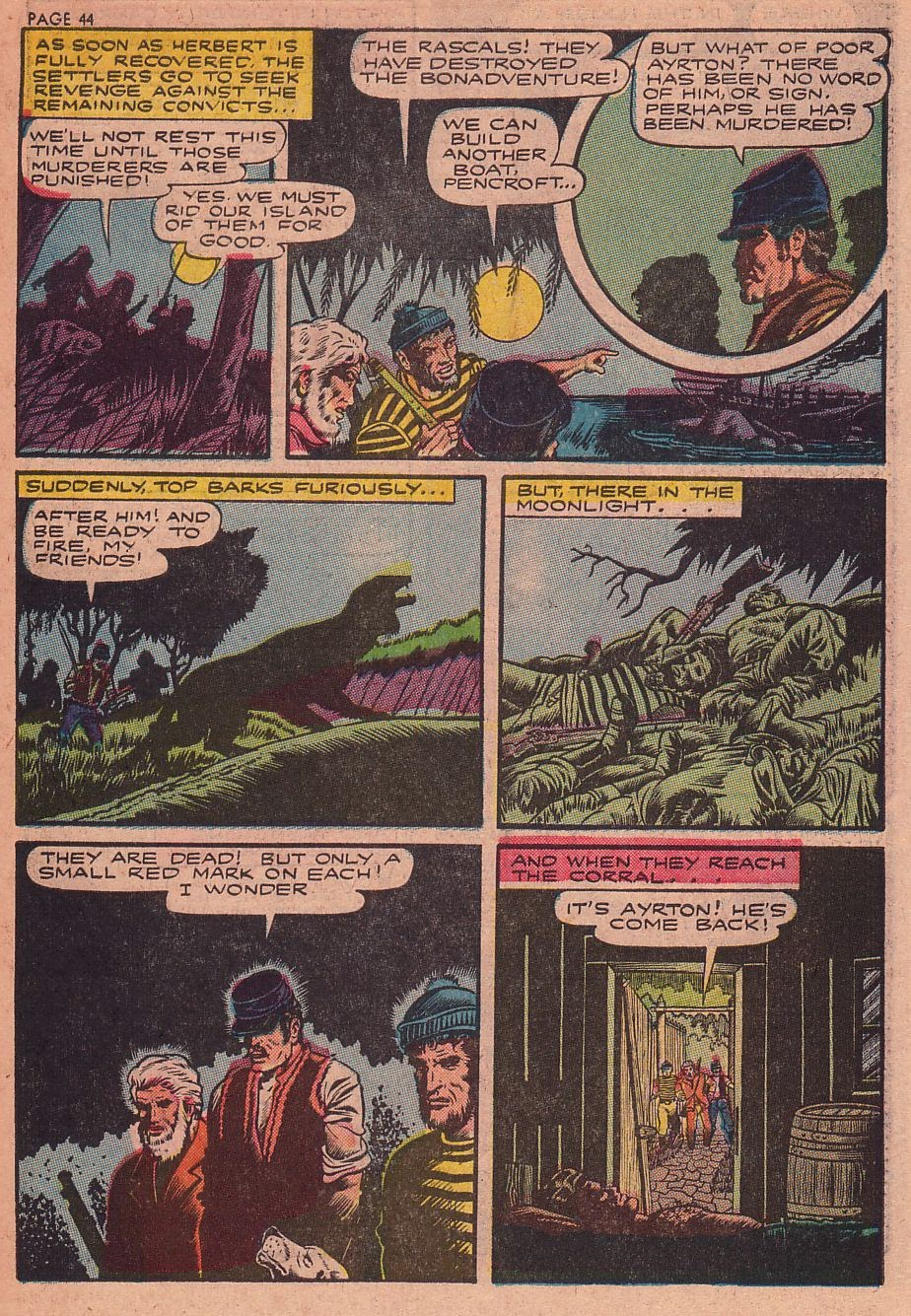 Classics Illustrated issue 34 - Page 41