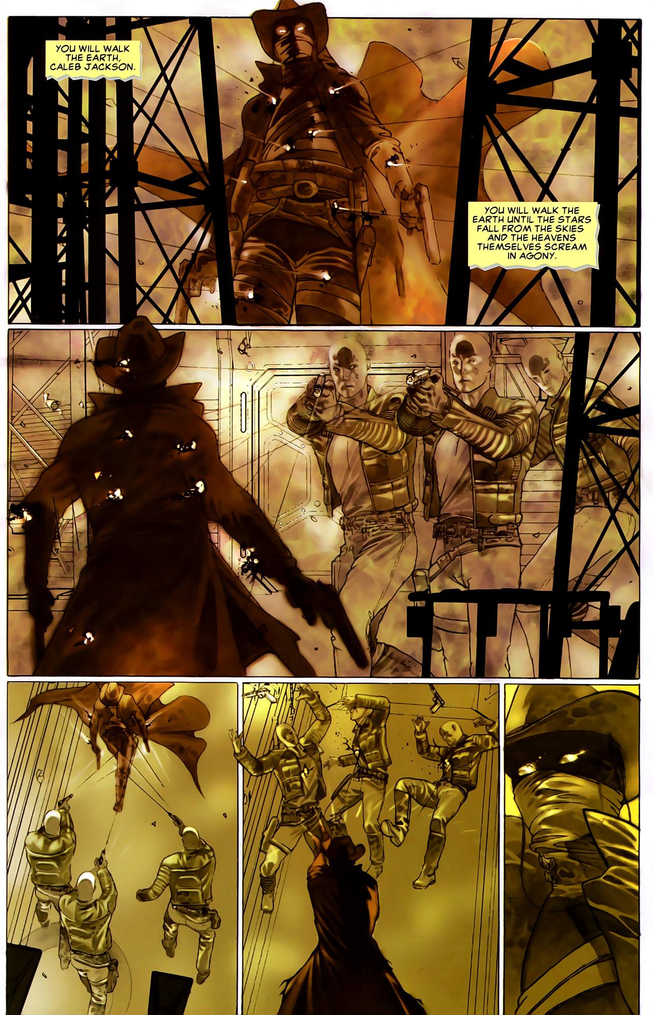 Read online Astonishing Tales (2009) comic -  Issue #5 - 20