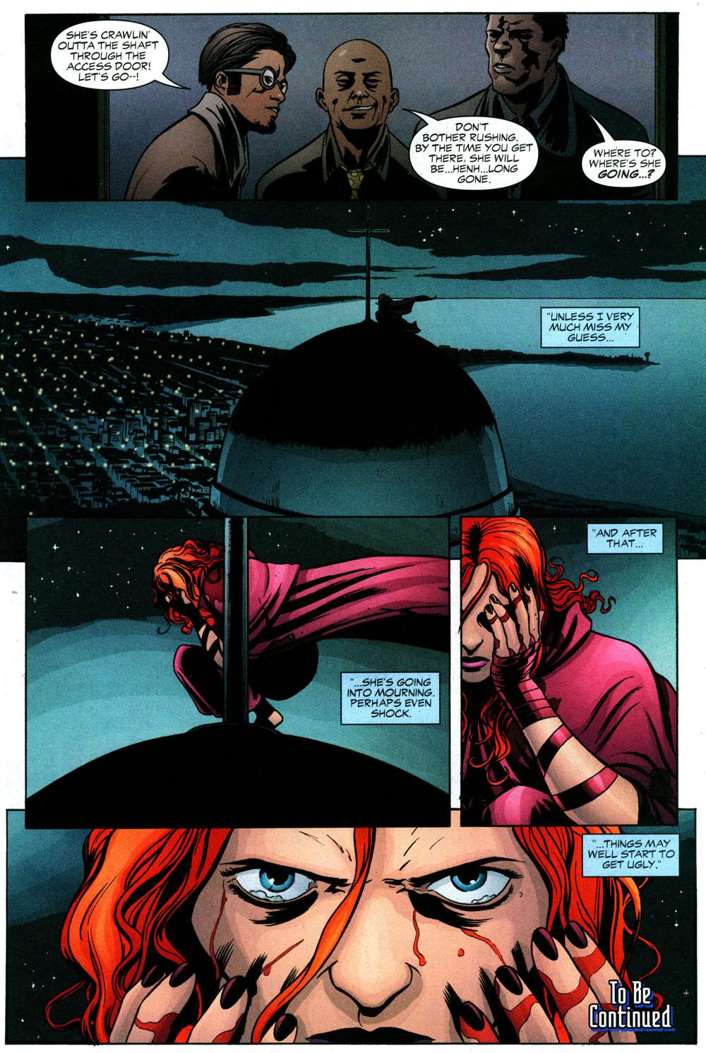 Read online Fallen Angel (2003) comic -  Issue #3 - 23