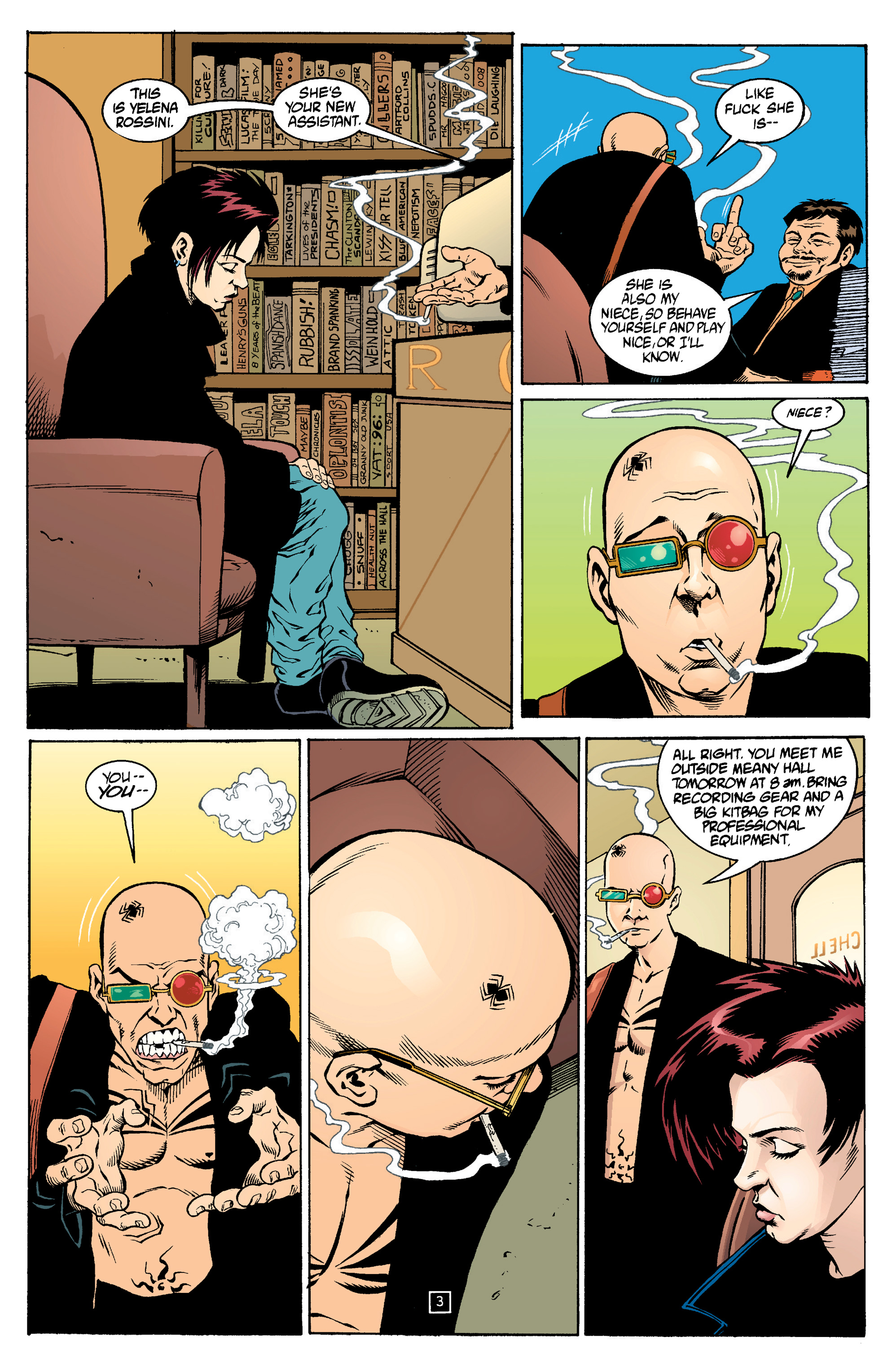 Read online Transmetropolitan comic -  Issue #14 - 4