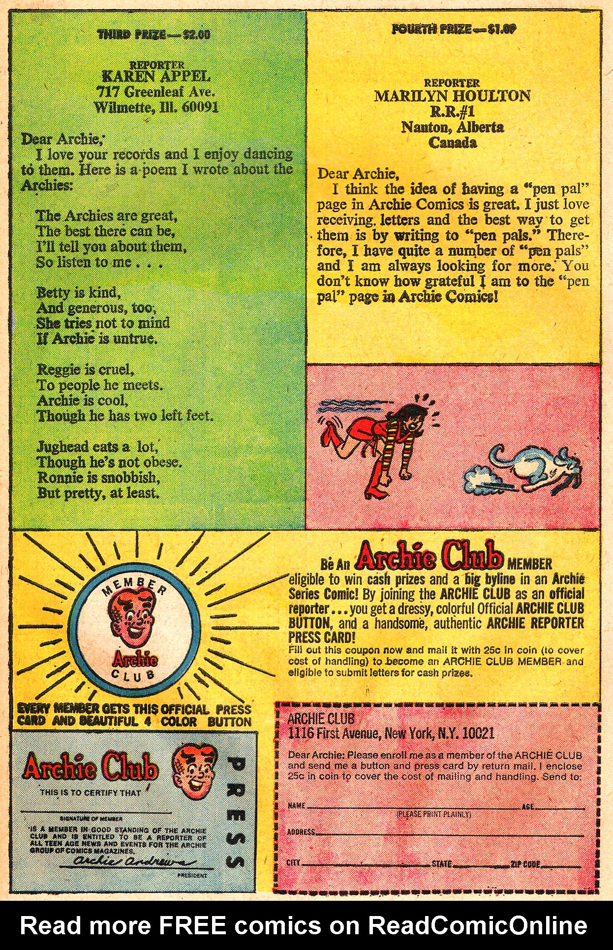 Read online Archie (1960) comic -  Issue #225 - 27