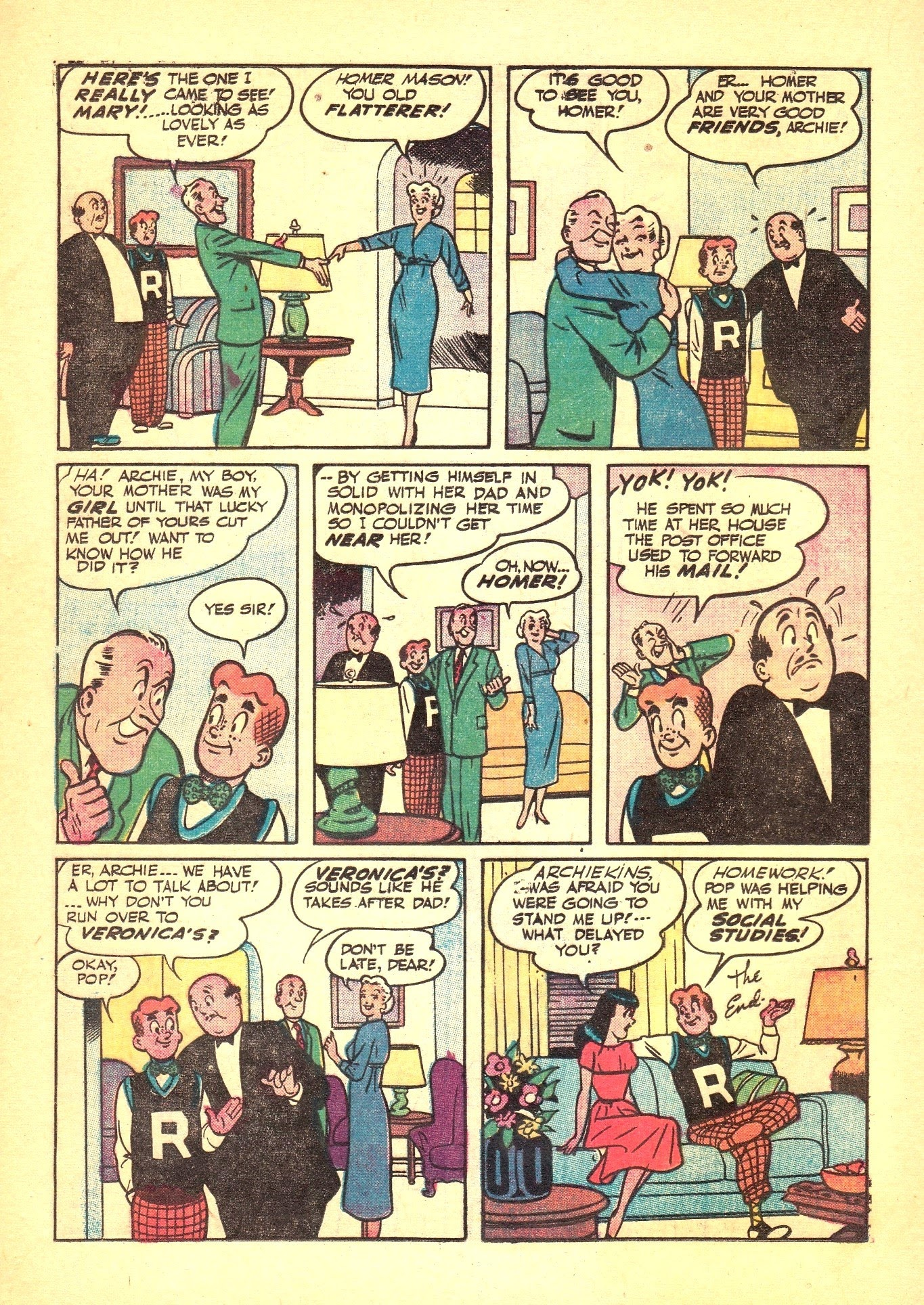 Archie Comics issue 087 - Page 16